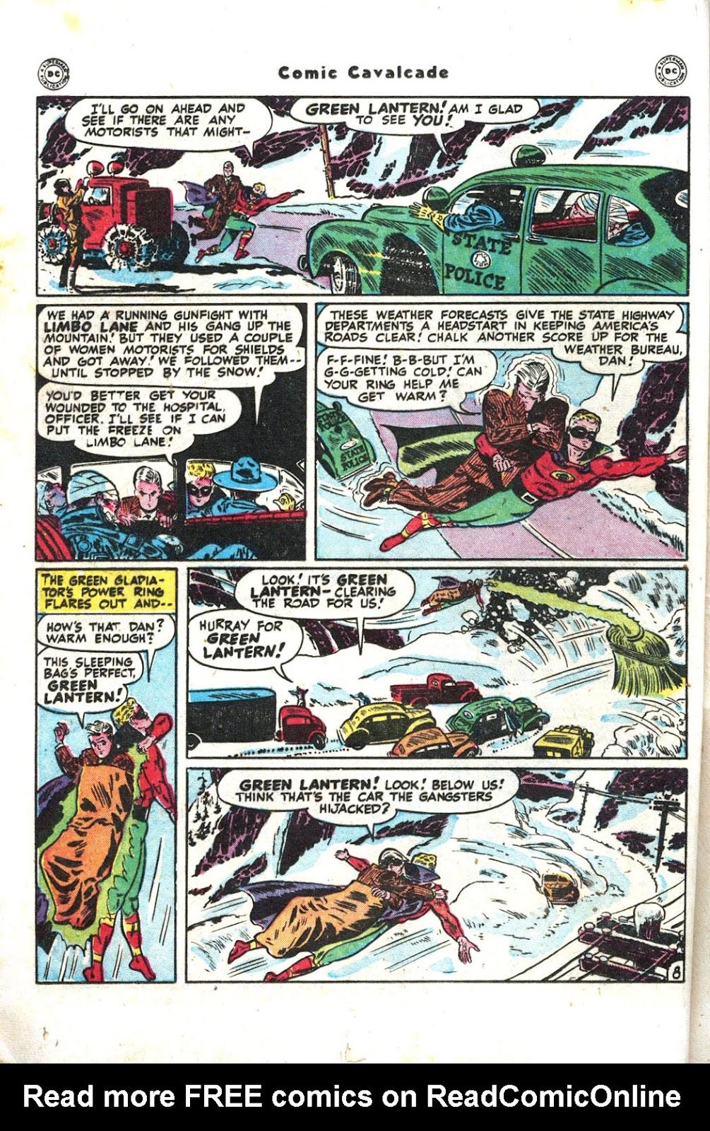 Comic Cavalcade issue 26 - Page 34