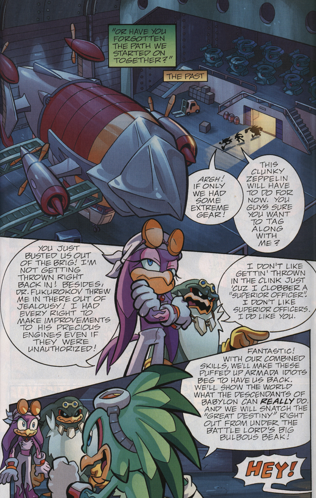 Read online Sonic Universe comic -  Issue #33 - 23