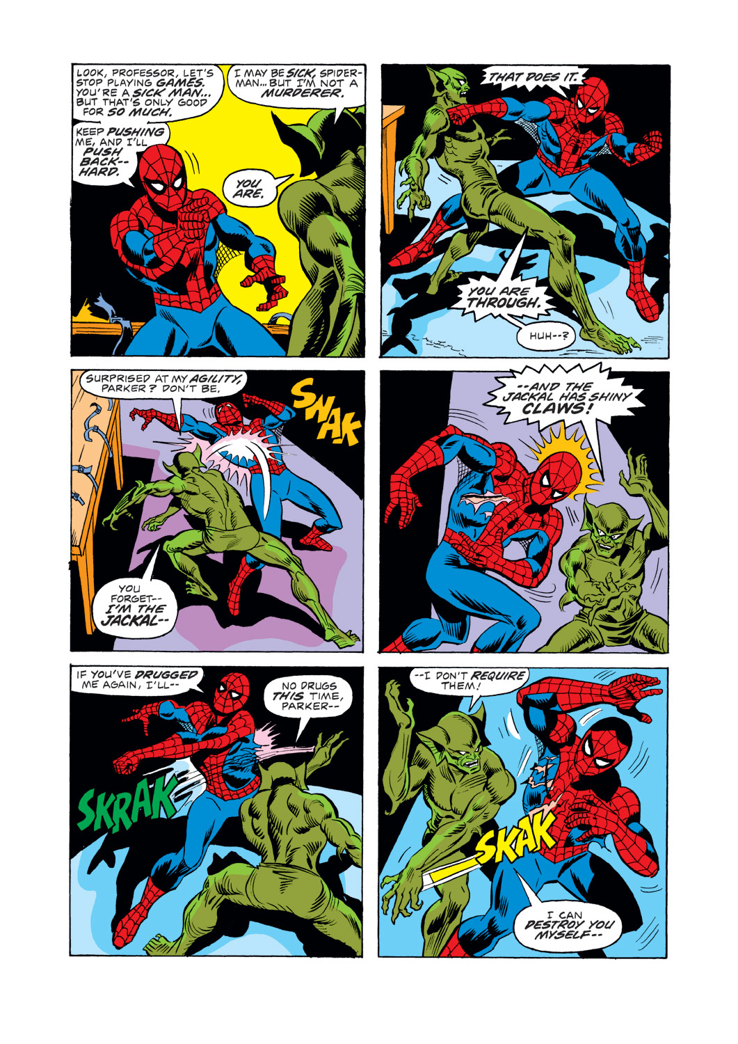 The Amazing Spider-Man (1963) 149 Page 4
