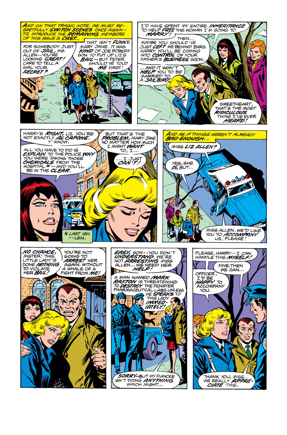 The Amazing Spider-Man (1963) 173 Page 7