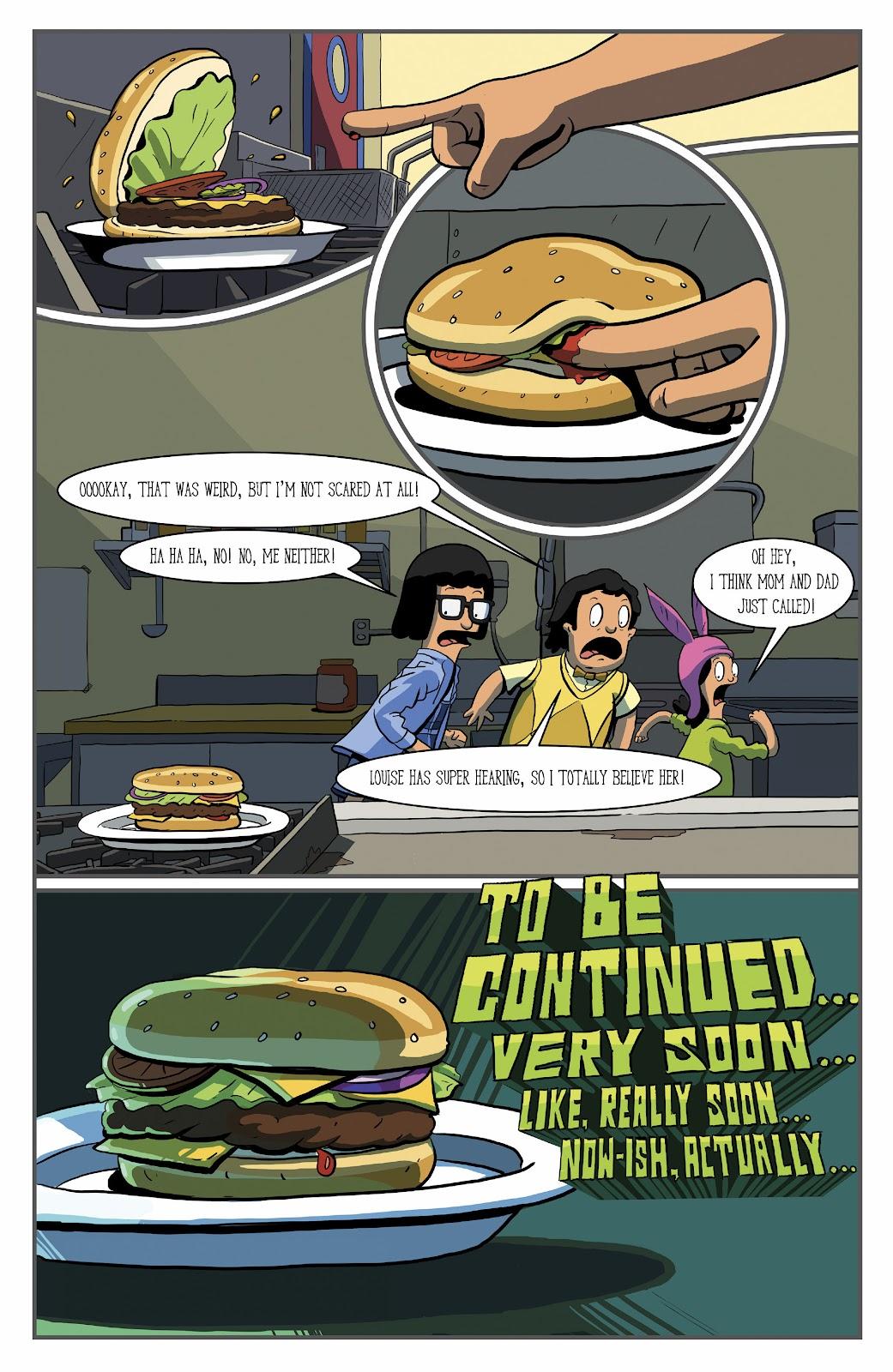 Bob's Burgers (2015) Issue #16 #16 - English 9
