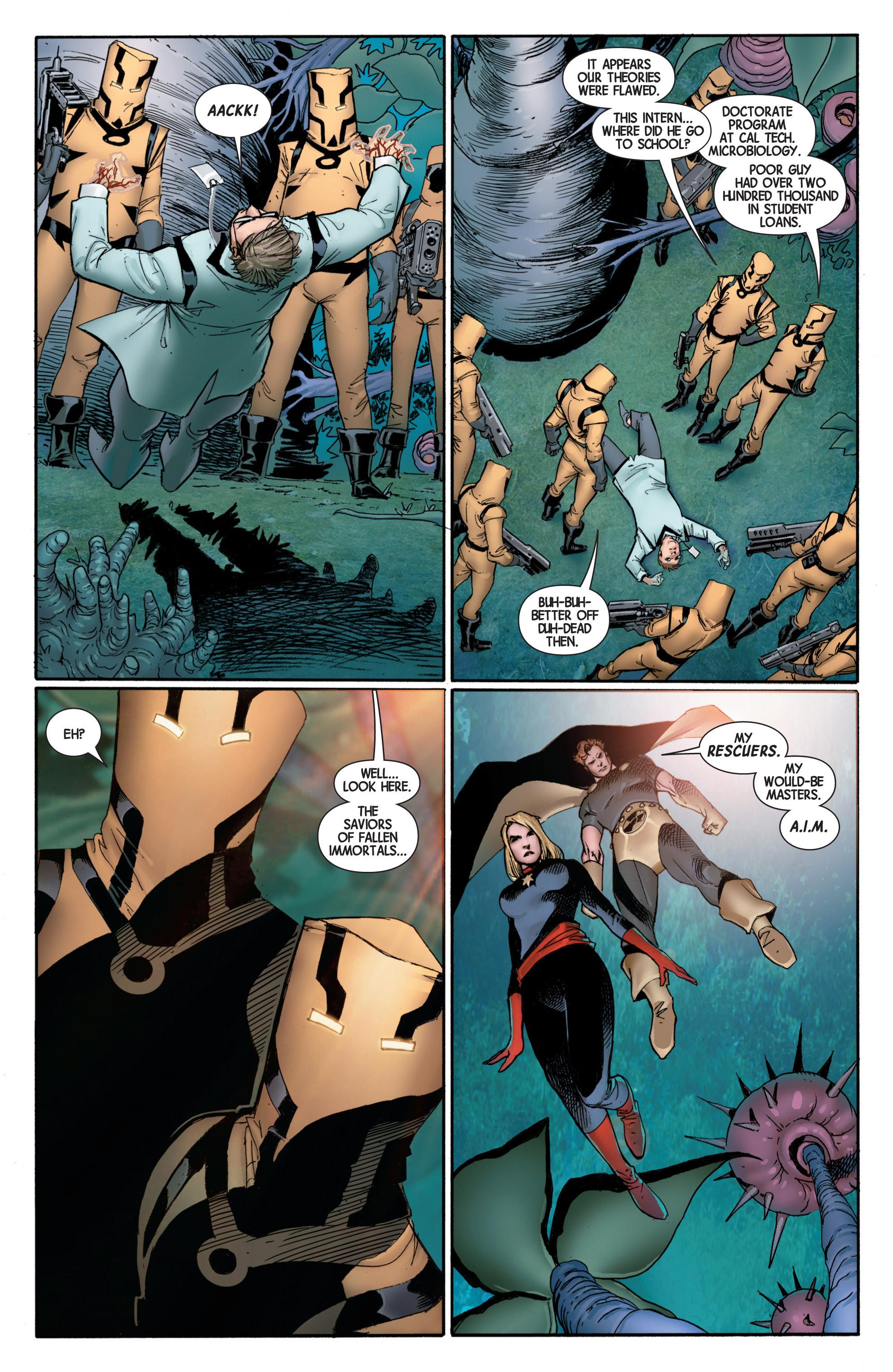 Read online Avengers (2013) comic -  Issue #Avengers (2013) _TPB 1 - 90