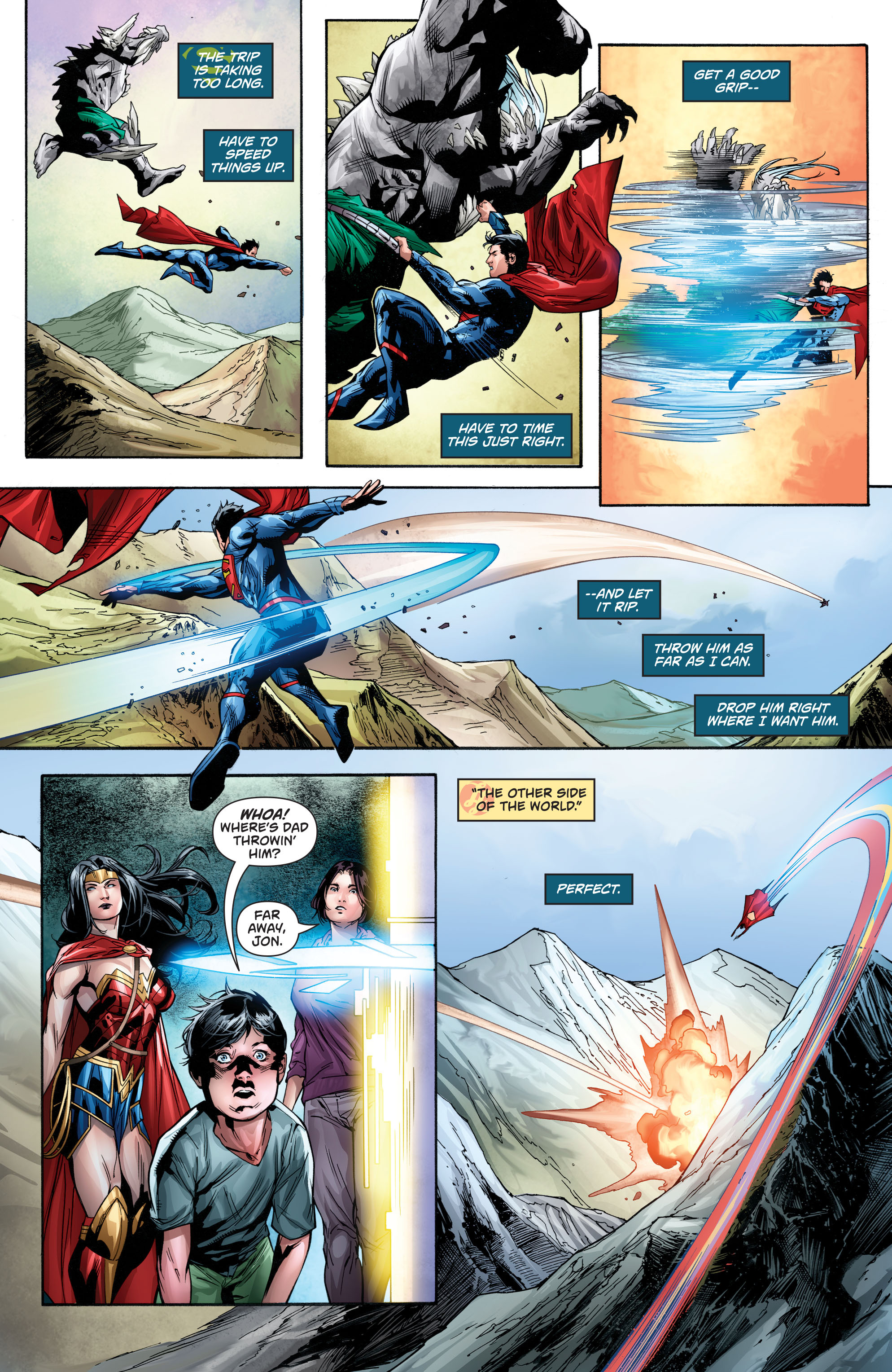 Read online Action Comics (2016) comic -  Issue #962 - 10