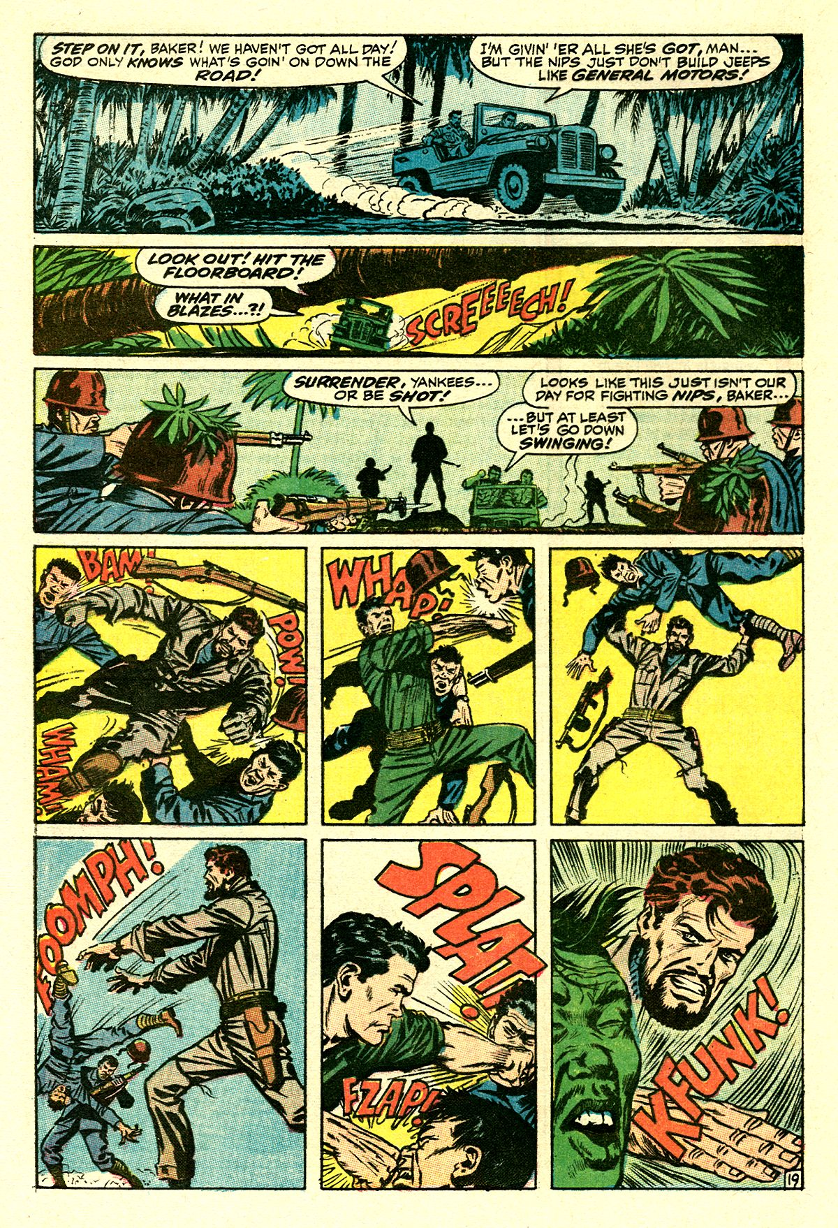 Captain Savage and his Leatherneck Raiders issue 8 - Page 28