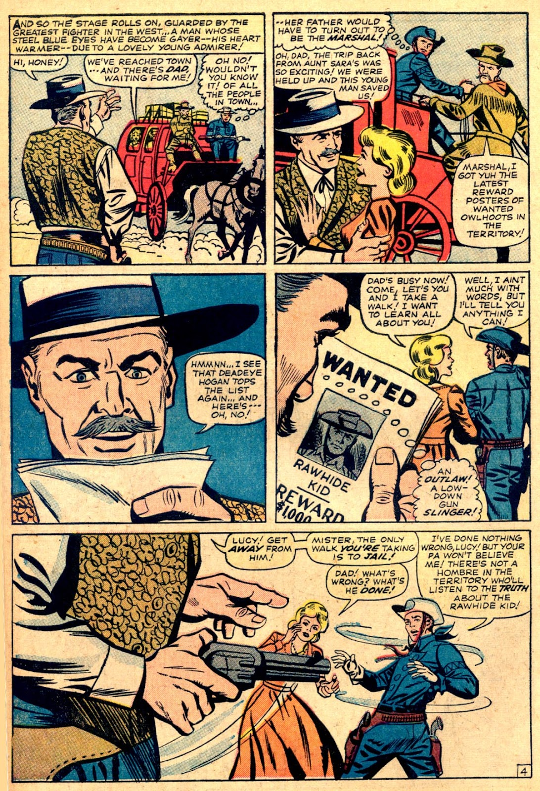 The Rawhide Kid (1955) issue 43 - Page 6