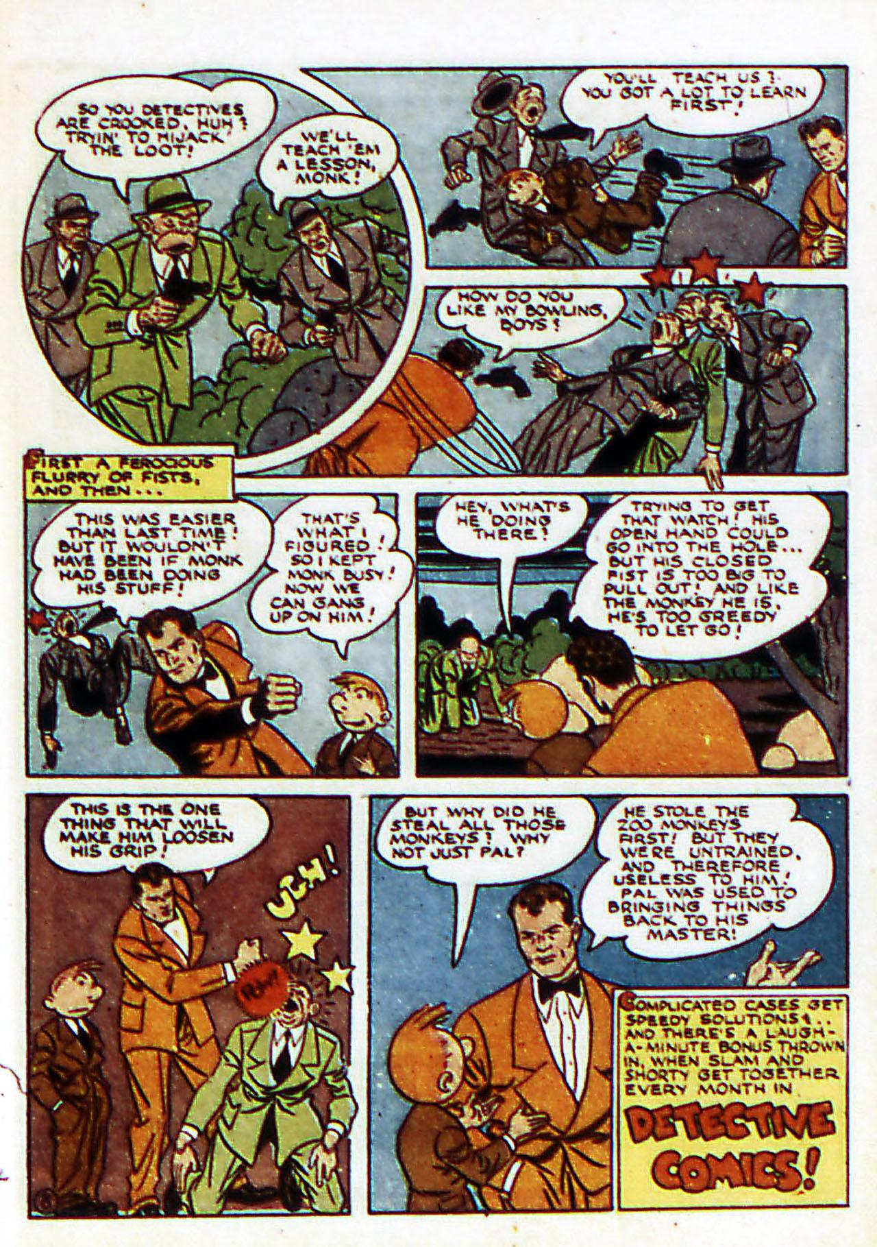 Read online Detective Comics (1937) comic -  Issue #72 - 66