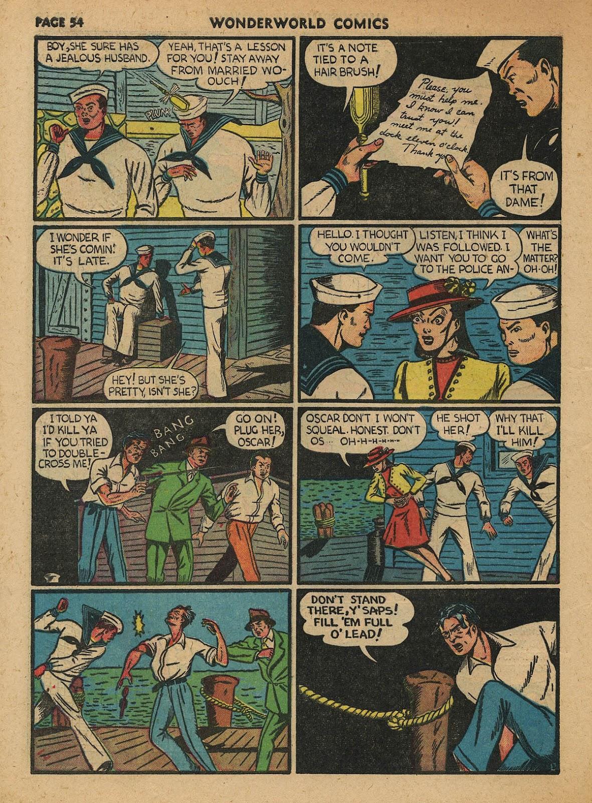 Wonderworld Comics issue 23 - Page 55