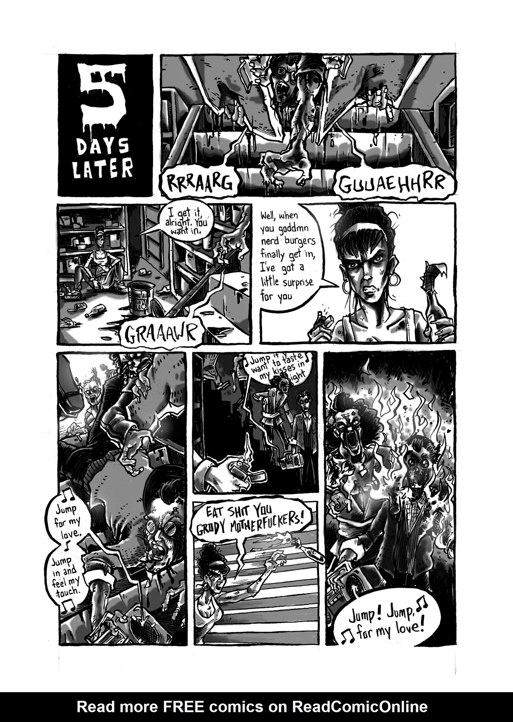 Read online FUBAR comic -  Issue #3 - 358