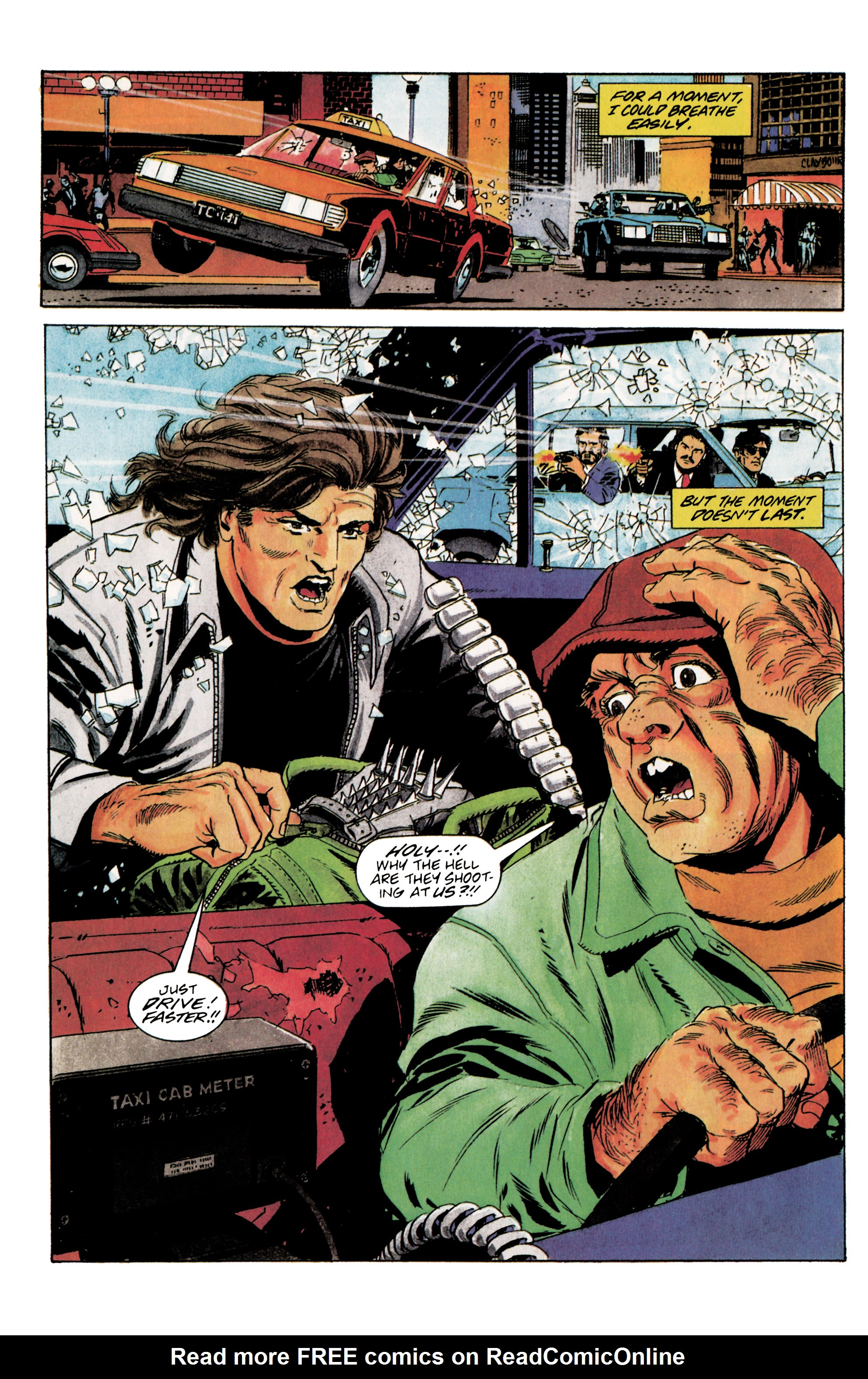 Read online Eternal Warrior (1992) comic -  Issue #5 - 10