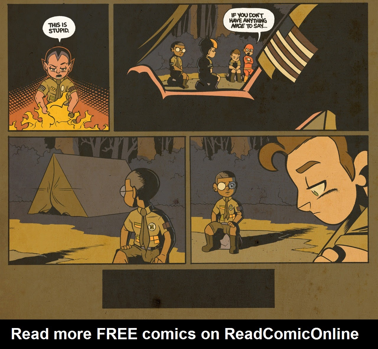 Read online JL8 – The Complete Collection comic -  Issue # TPB (Part 2) - 8