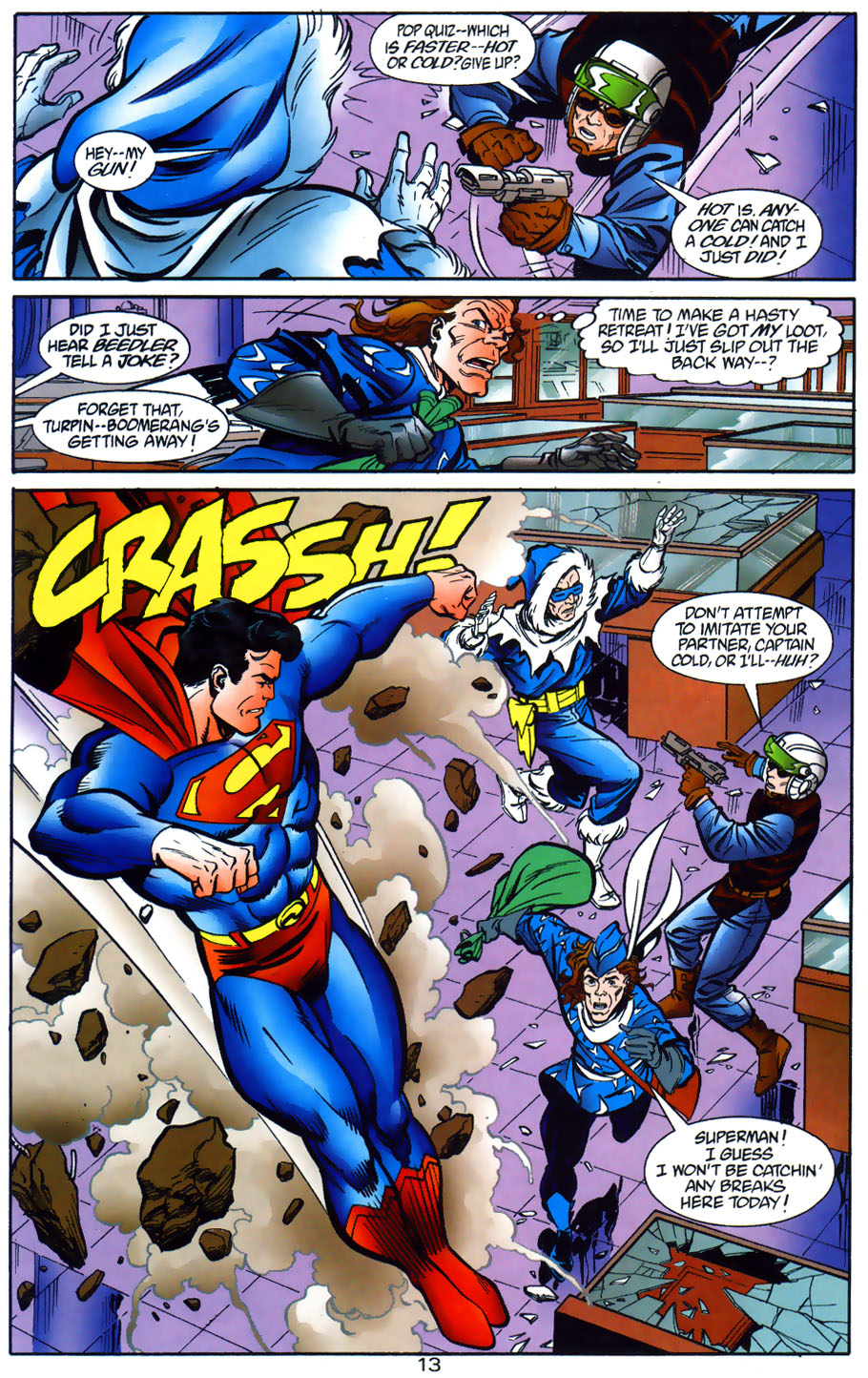 Read online Adventures of Superman (1987) comic -  Issue #565 - 14