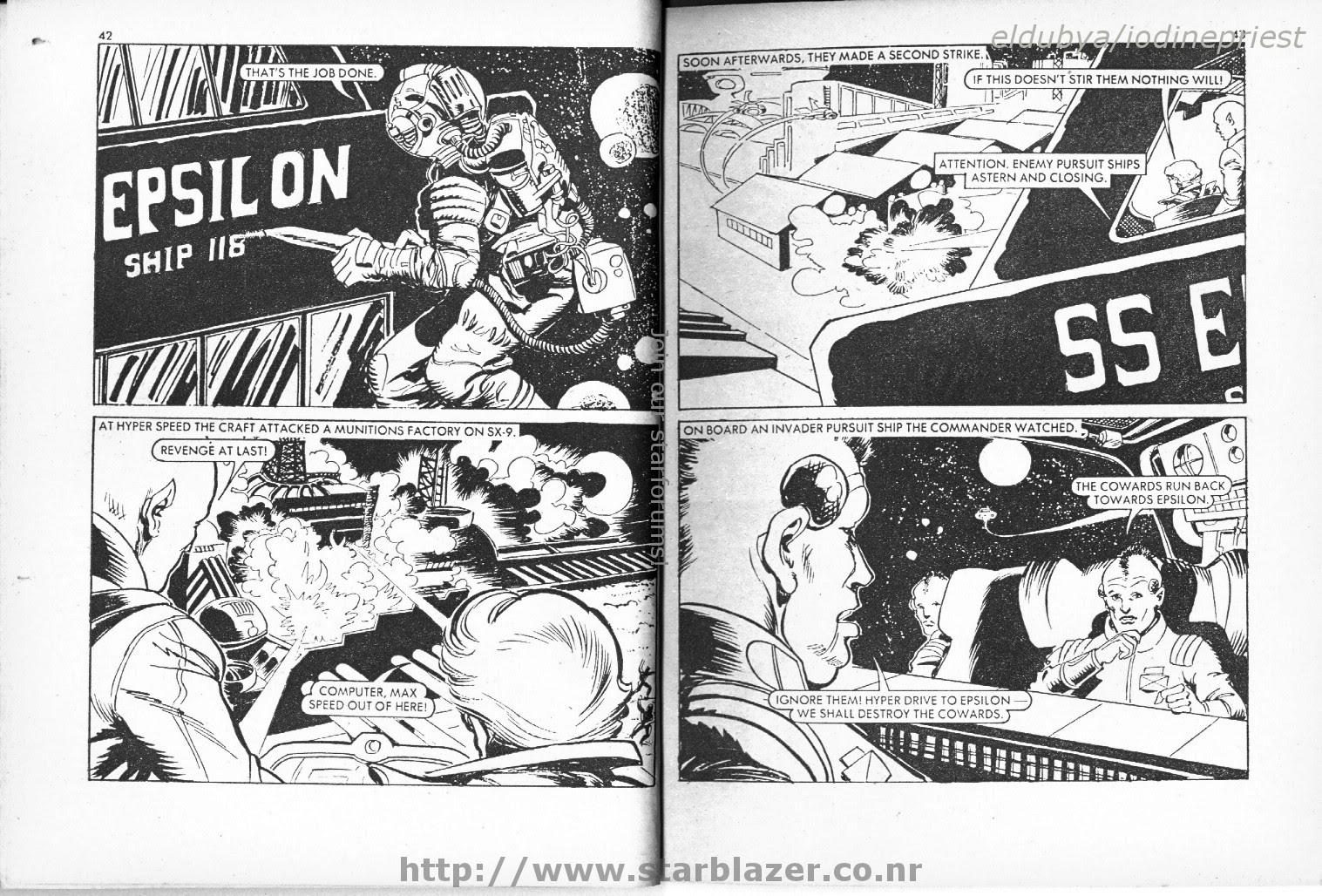 Starblazer issue 33 - Page 23