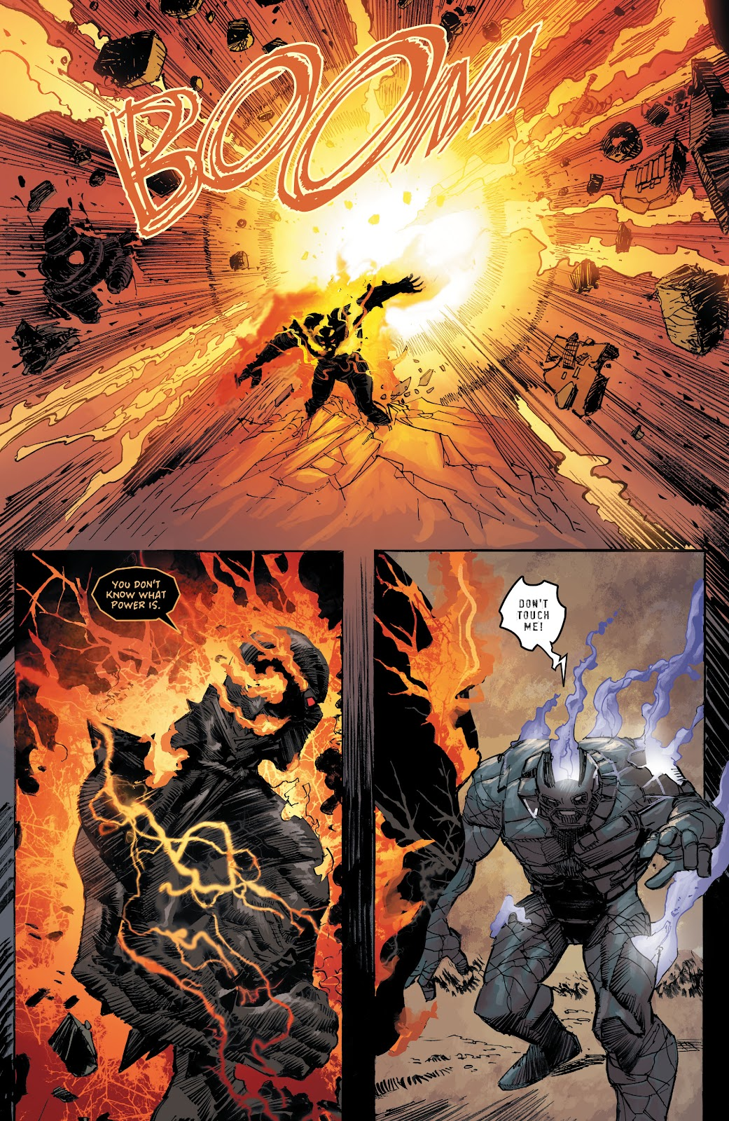 Read online The Curse of Brimstone: Ashes comic -  Issue # TPB (Part 2) - 44