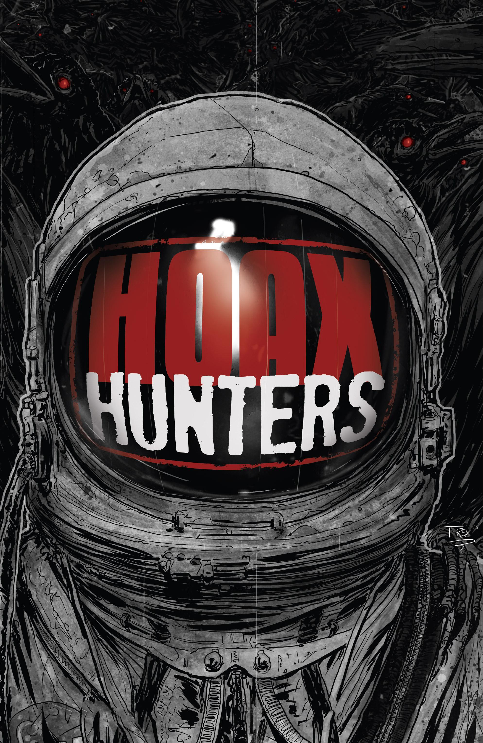 Read online Hoax Hunters (2012) comic -  Issue # TPB 3 - 129