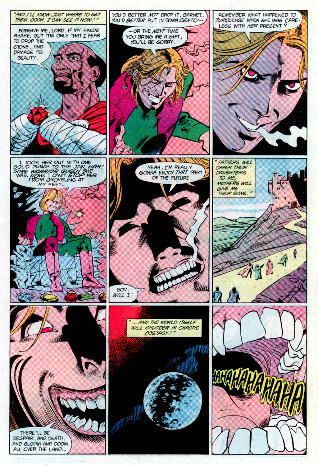 Read online Amethyst (1985) comic -  Issue # _Special 1 - 7