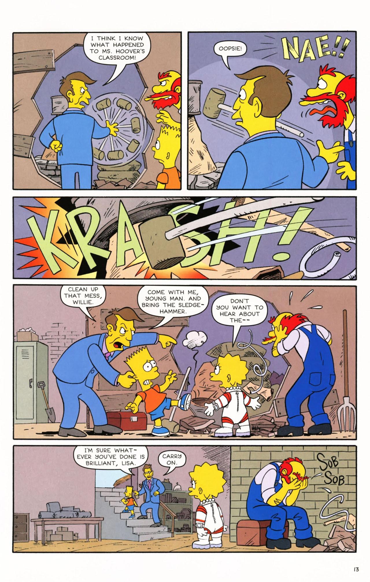Read online Simpsons Comics Presents Bart Simpson comic -  Issue #53 - 15