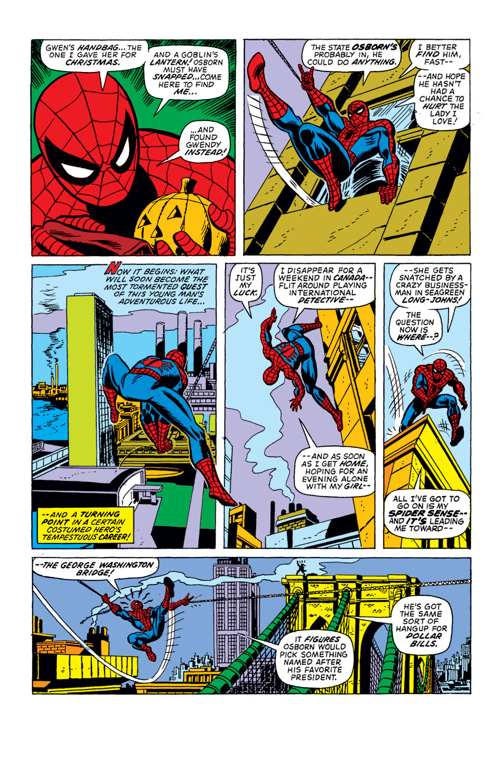 The Amazing Spider-Man (1963) 121 Page 13
