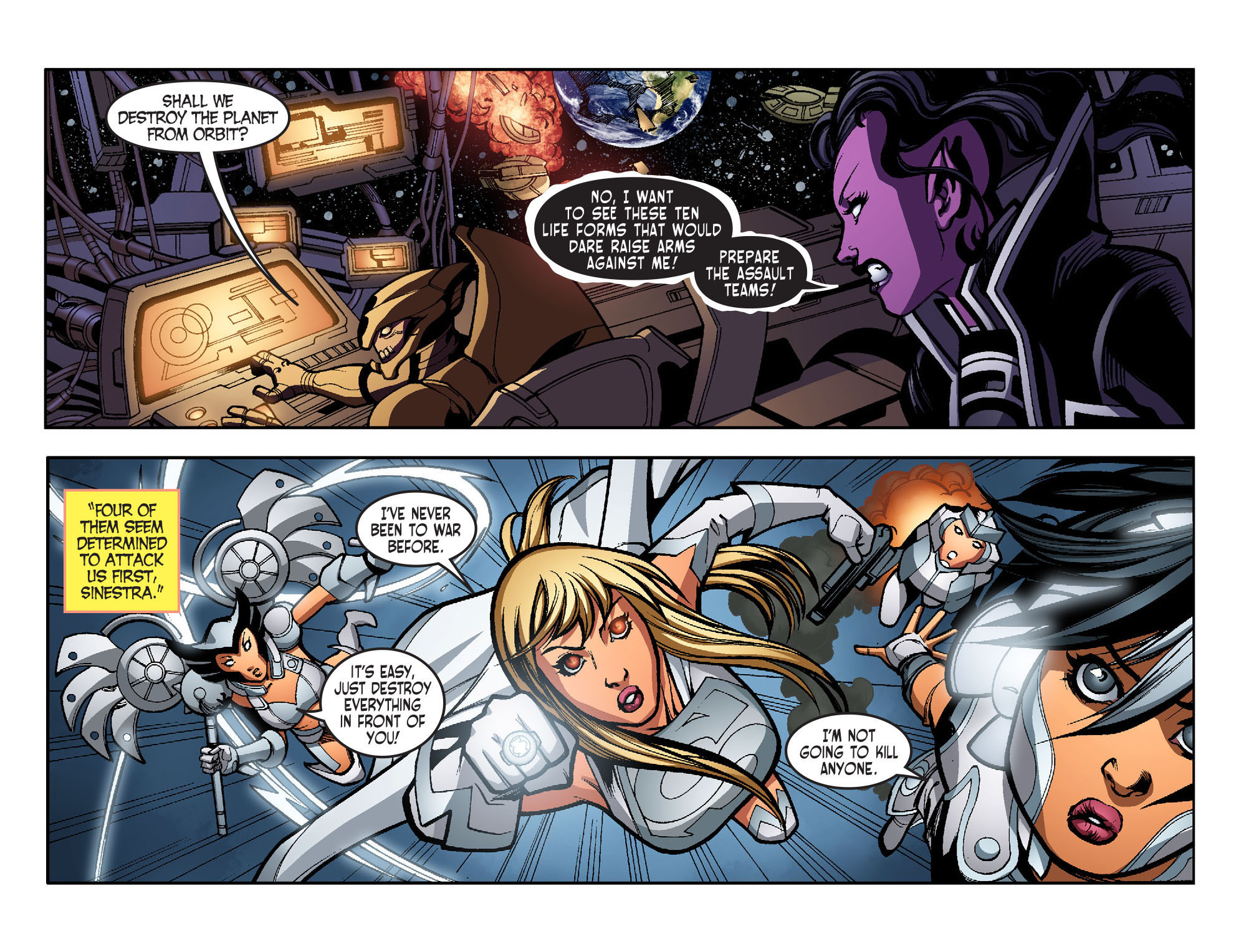 Read online Ame-Comi Girls comic -  Issue #17 - 11