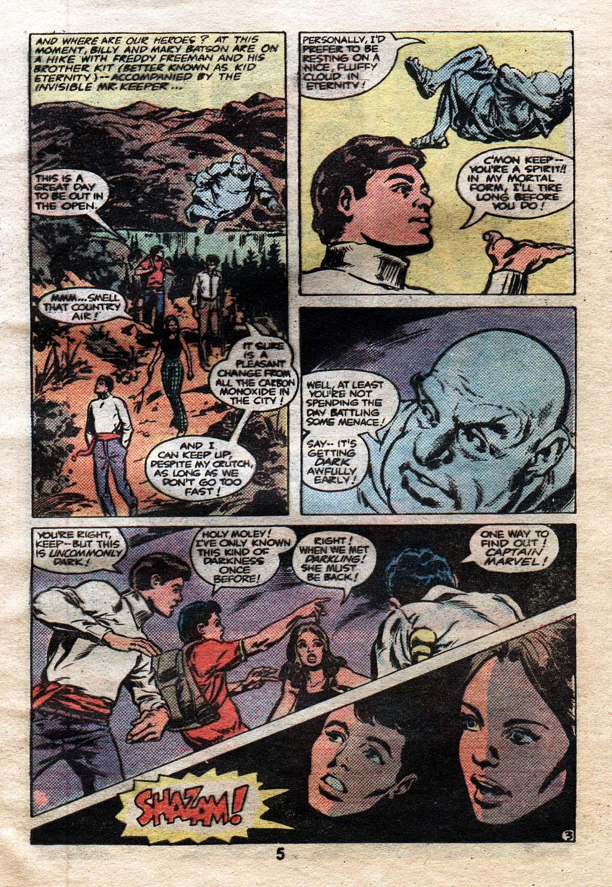 Read online Adventure Comics (1938) comic -  Issue #491 - 5
