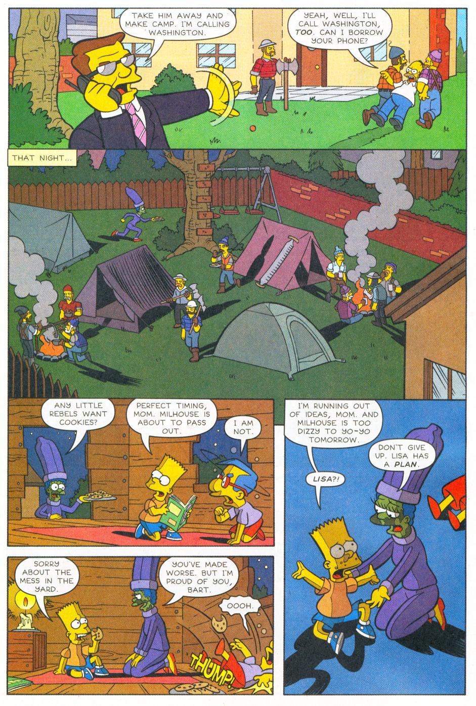 Read online Simpsons Comics Presents Bart Simpson comic -  Issue #26 - 9