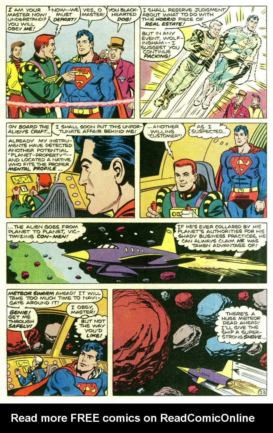 Read online Action Comics (1938) comic -  Issue #573 - 31