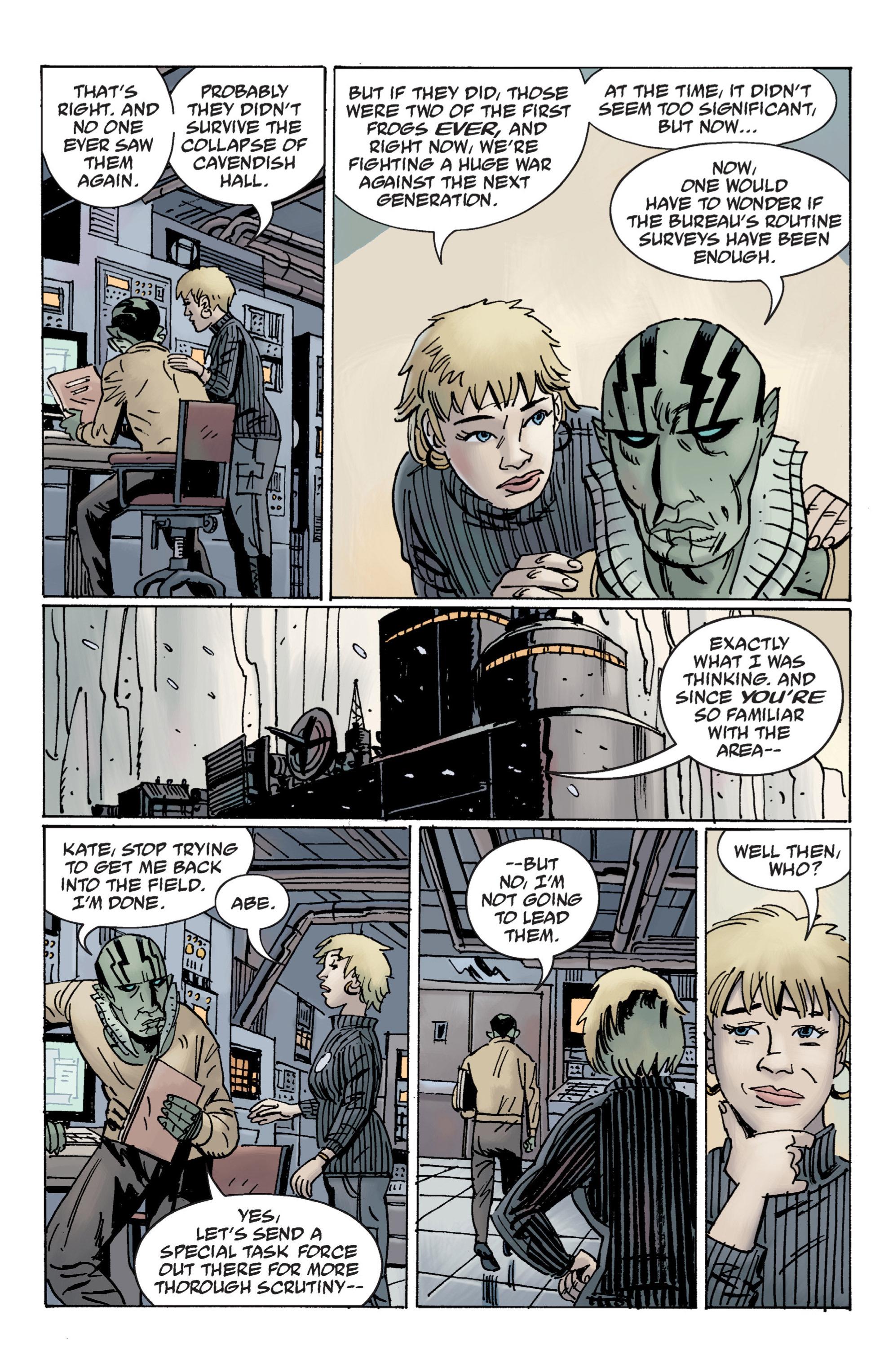 Read online B.P.R.D. (2003) comic -  Issue # TPB 12 - 11