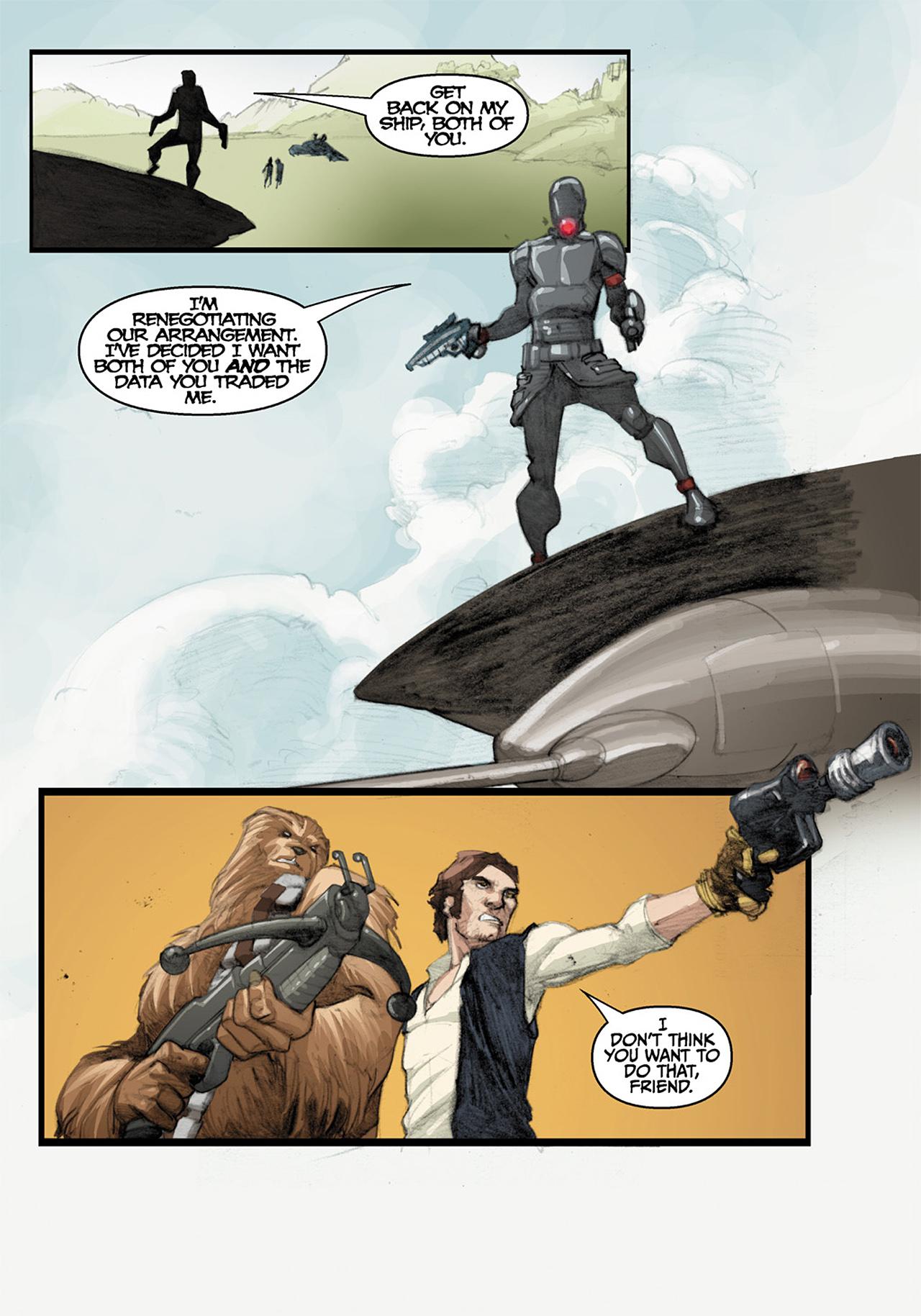 Read online Star Wars Omnibus comic -  Issue # Vol. 33 - 138