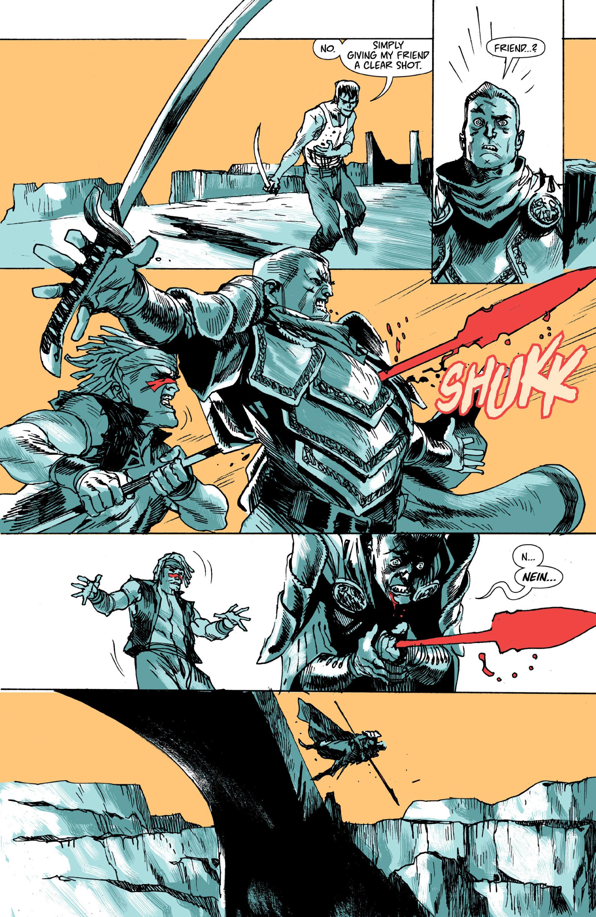 Read online Ei8ht comic -  Issue # TPB - 113