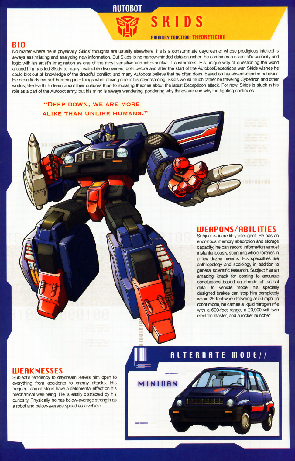 Read online Transformers: More than Meets the Eye comic -  Issue #6 - 7