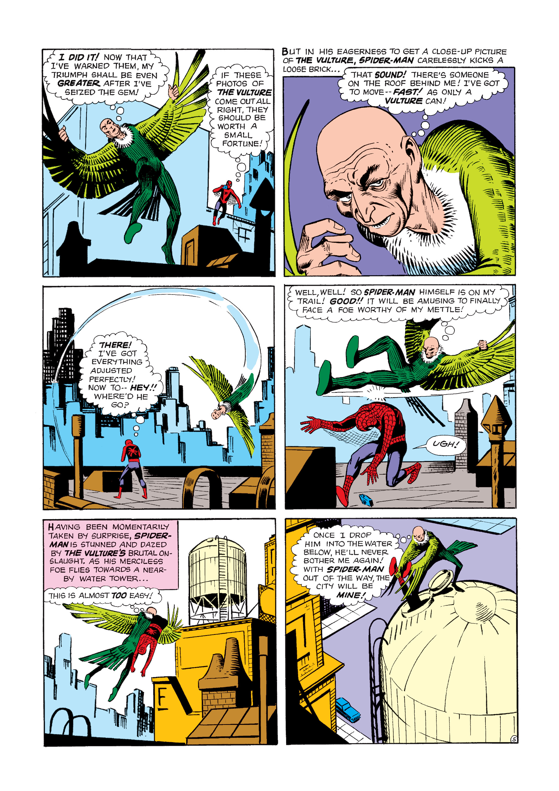 The Amazing Spider-Man (1963) 2 Page 5