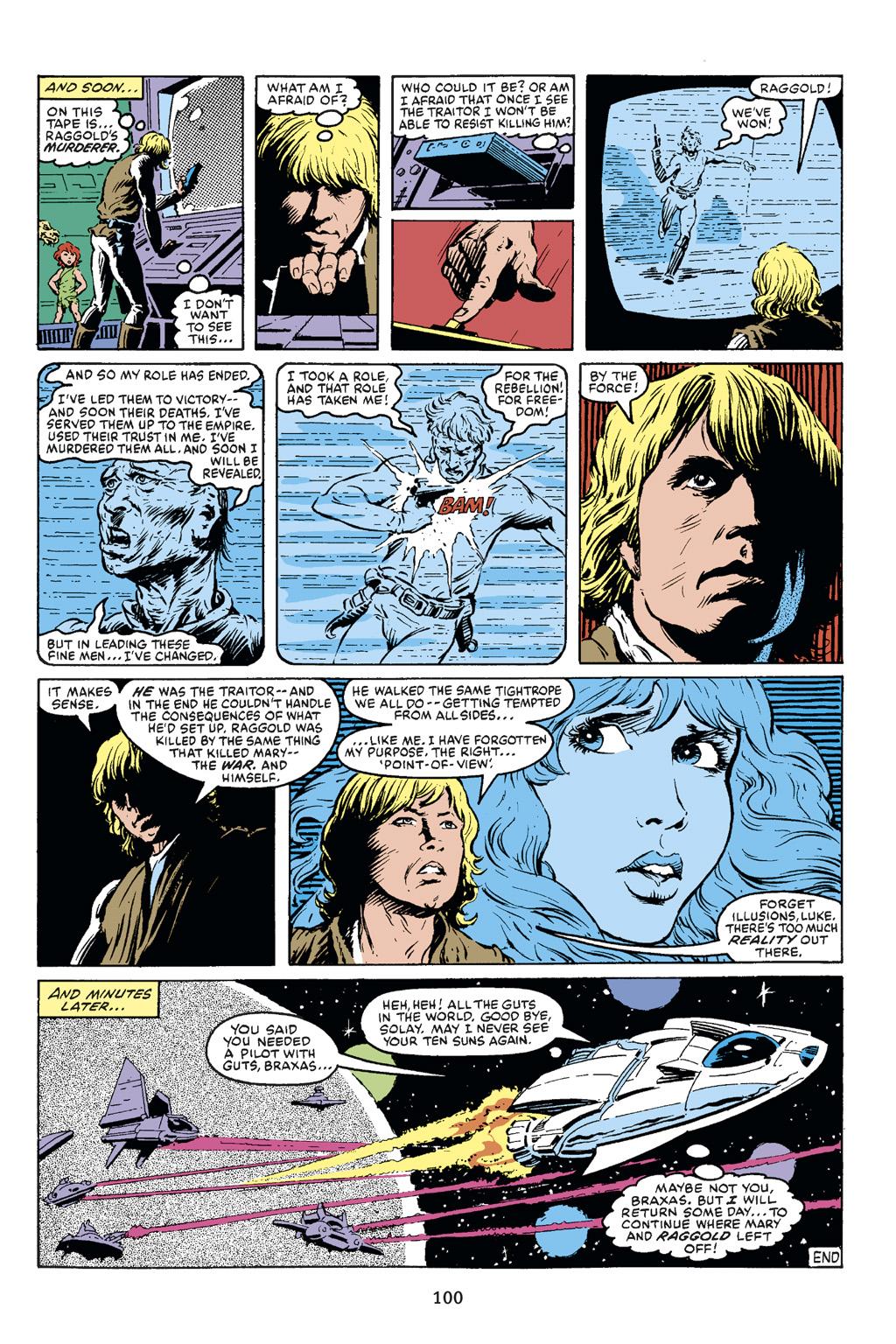 Read online Star Wars Omnibus comic -  Issue # Vol. 21 - 95