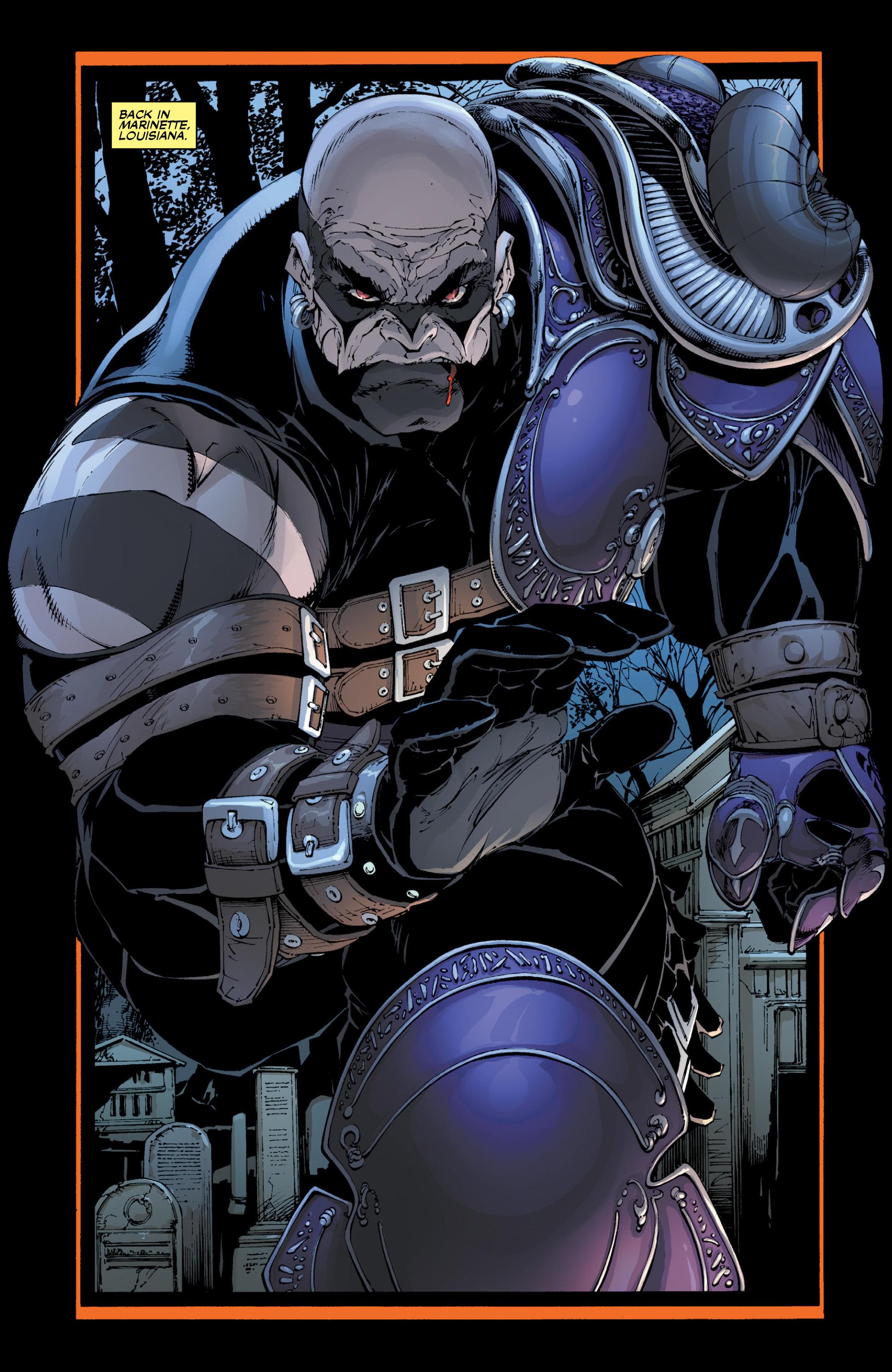 Read online Wraithborn Redux comic -  Issue #1 - 20