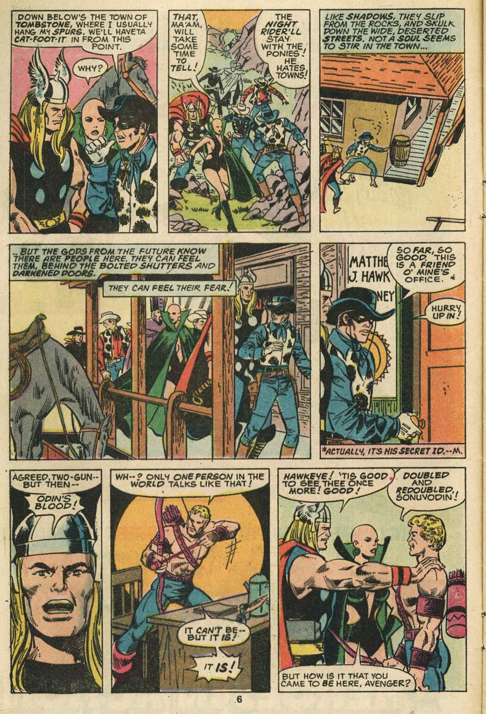The Avengers (1963) 142 Page 4