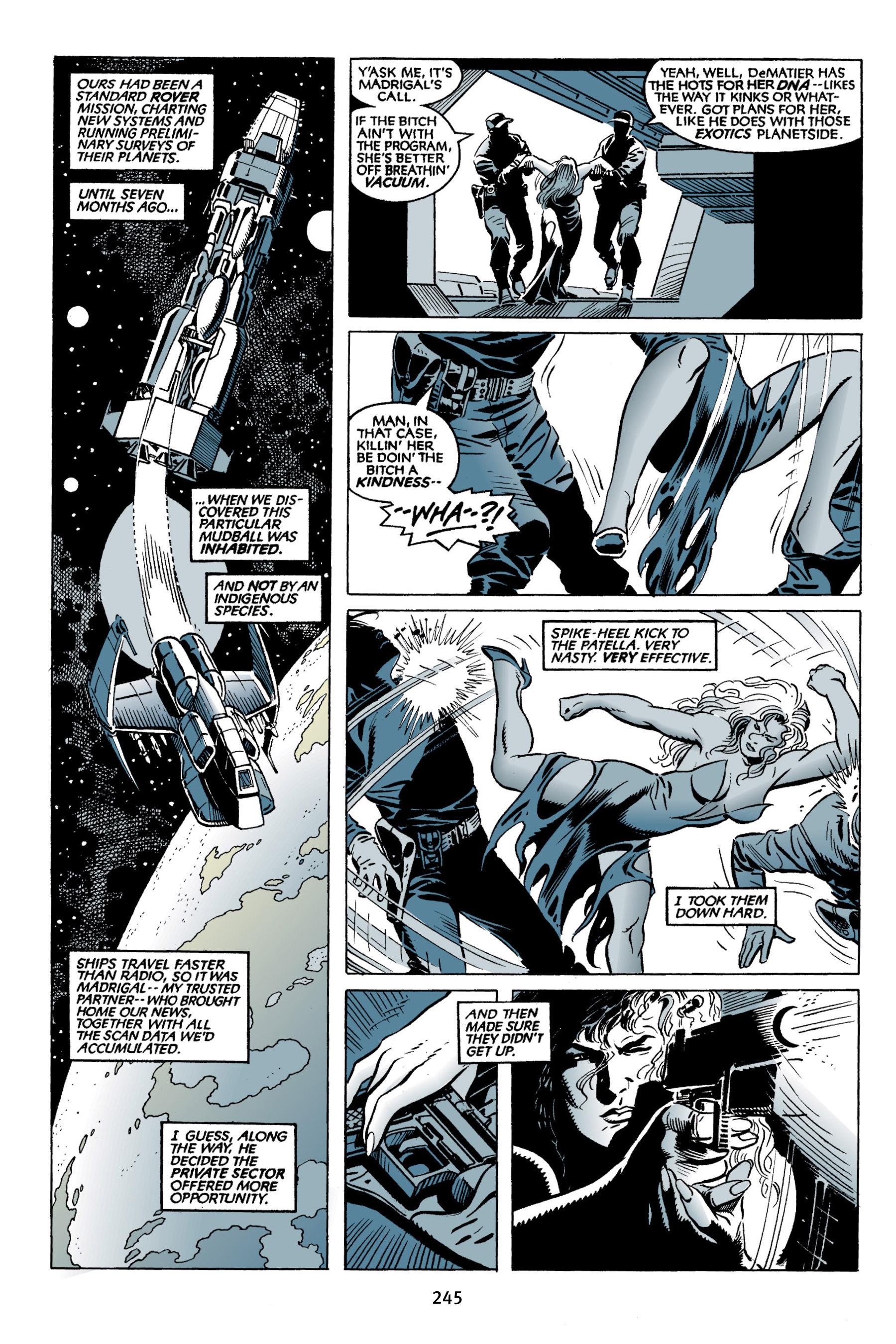 Read online Aliens vs. Predator Omnibus comic -  Issue # _TPB 2 Part 3 - 21