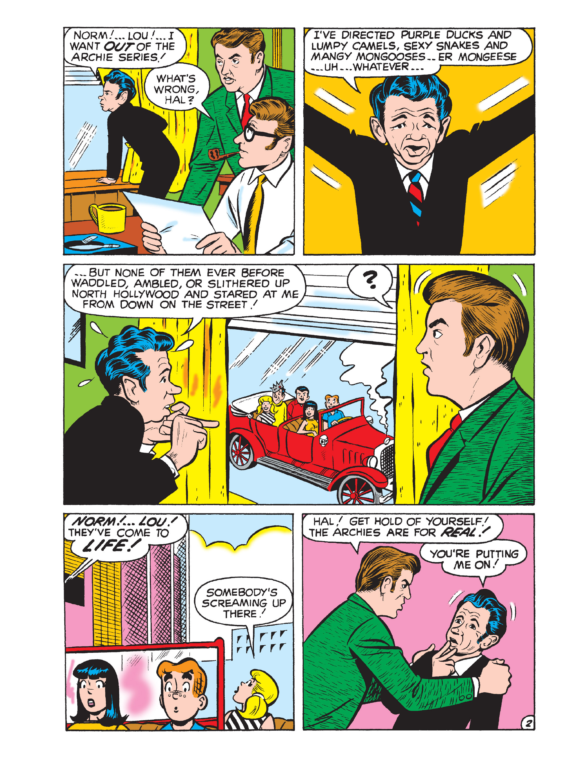 Read online Archie 1000 Page Comics Blowout! comic -  Issue # TPB (Part 3) - 148