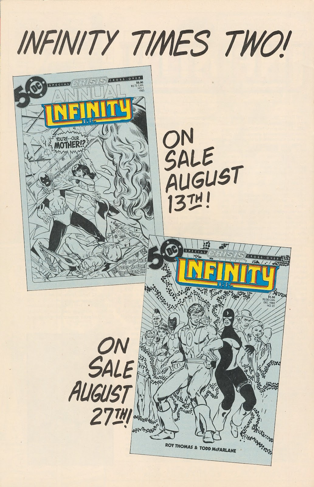 Infinity Inc. (1984) issue 20 - Page 34