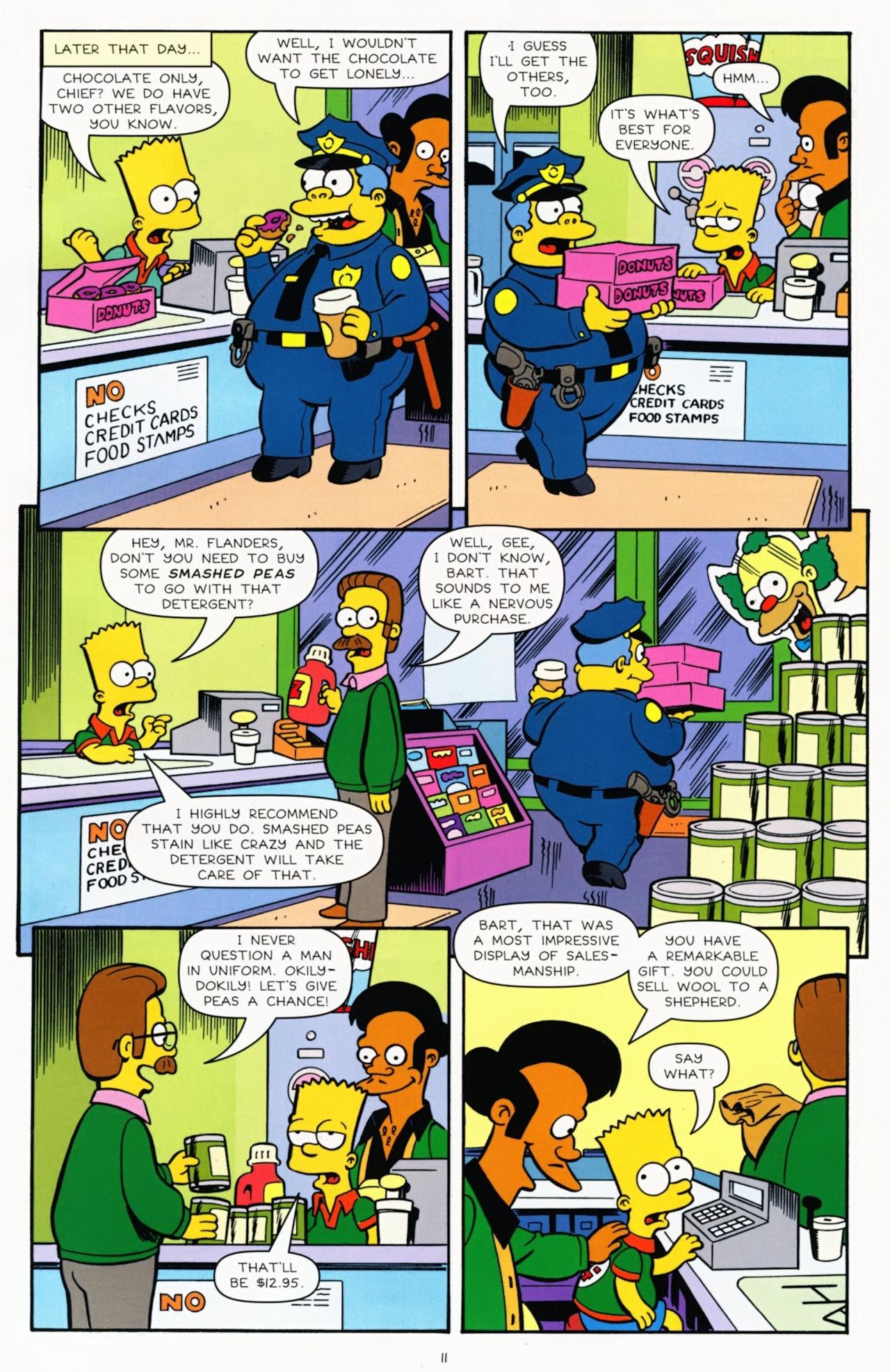 Read online Simpsons Comics Presents Bart Simpson comic -  Issue #60 - 11