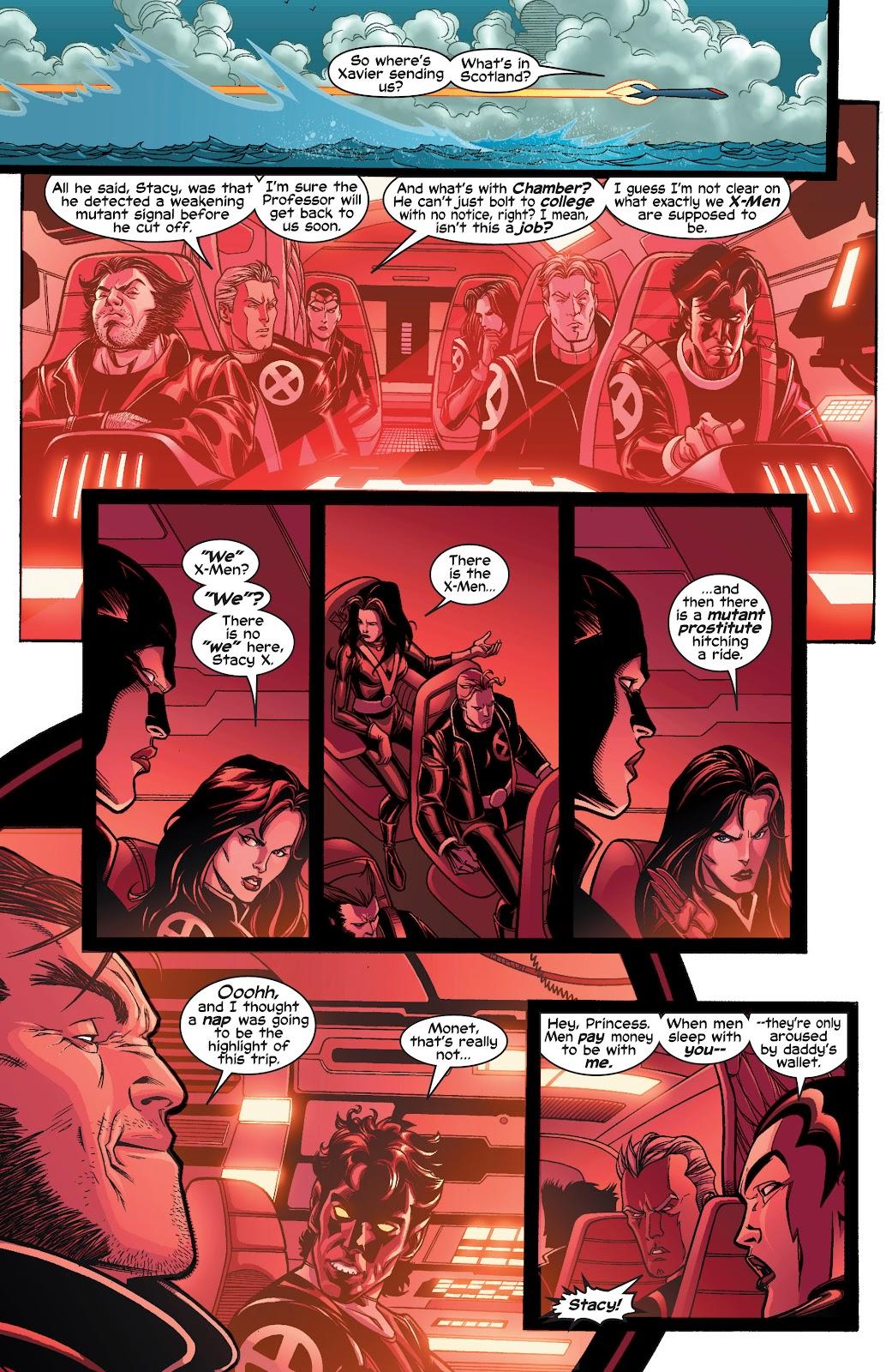 Uncanny X-Men (1963) issue 410 - Page 9