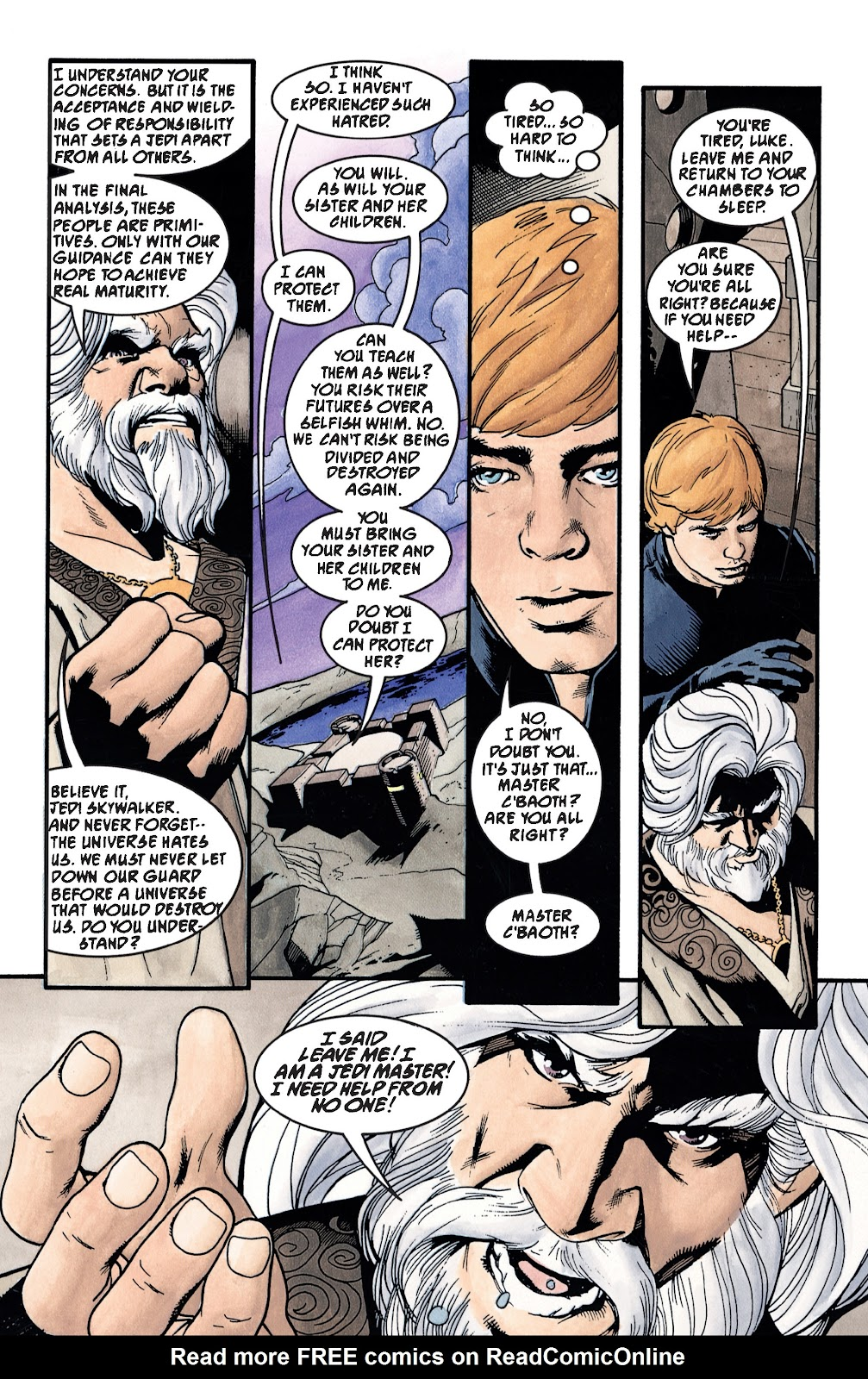 Read online Star Wars Legends: The New Republic - Epic Collection comic -  Issue # TPB 4 (Part 3) - 42