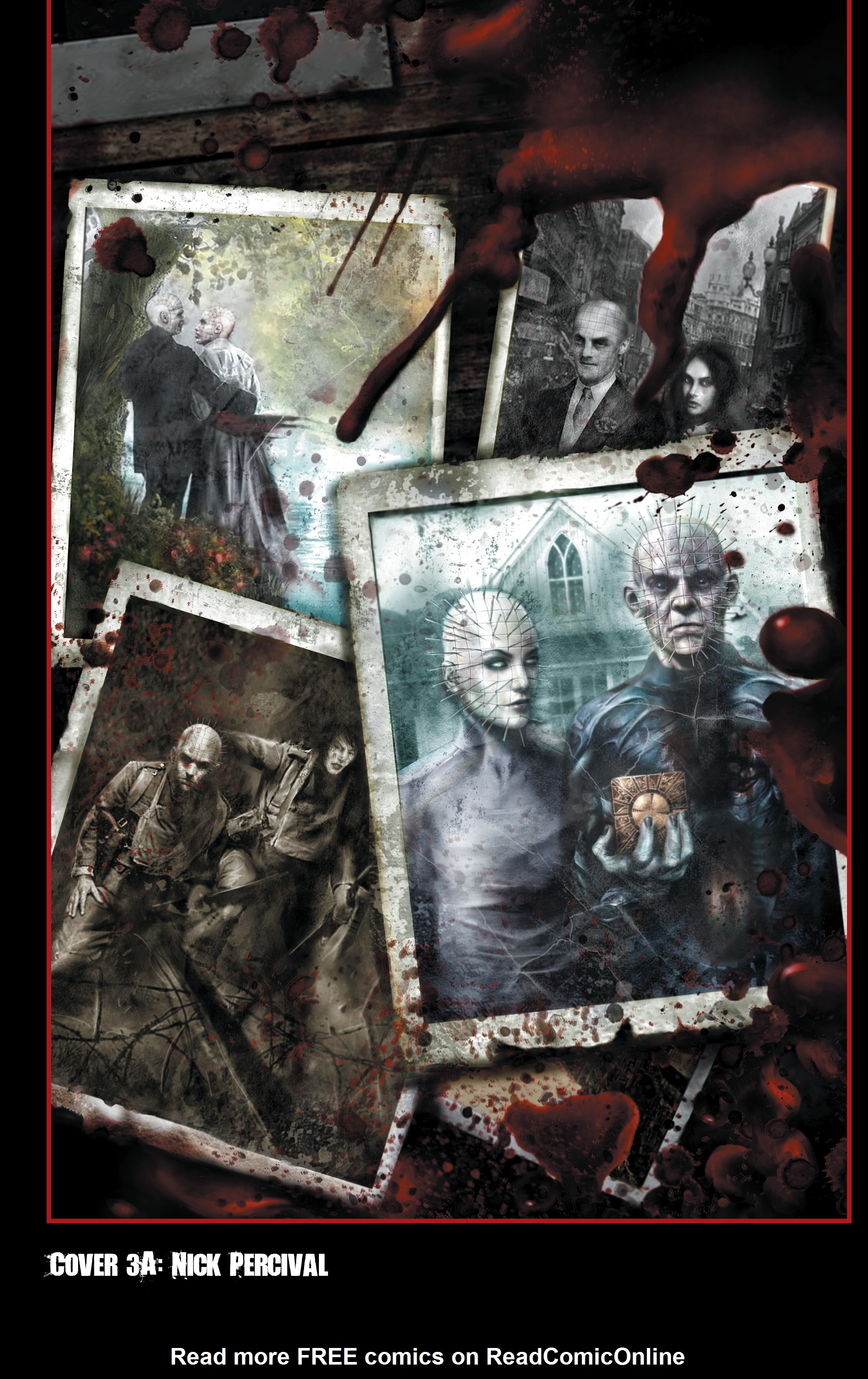 Read online Clive Barker's Hellraiser: The Dark Watch comic -  Issue # TPB 1 - 103
