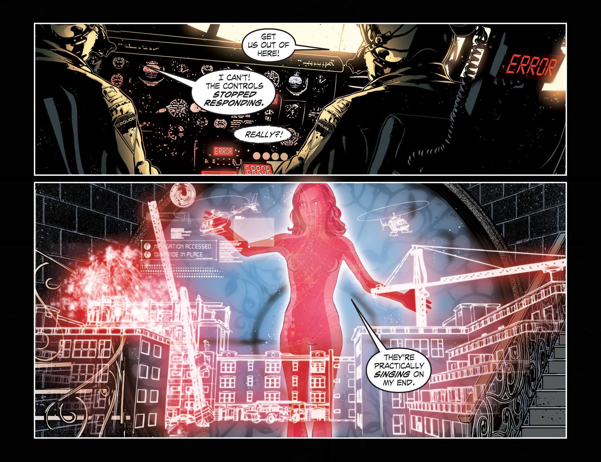 Read online Smallville: Season 11 comic -  Issue #55 - 16
