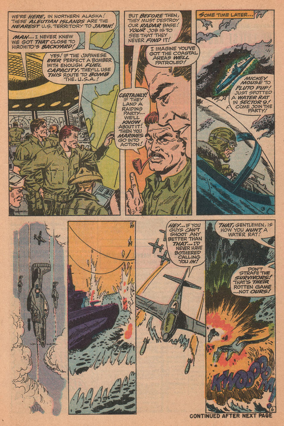 Captain Savage and his Leatherneck Raiders issue 16 - Page 9