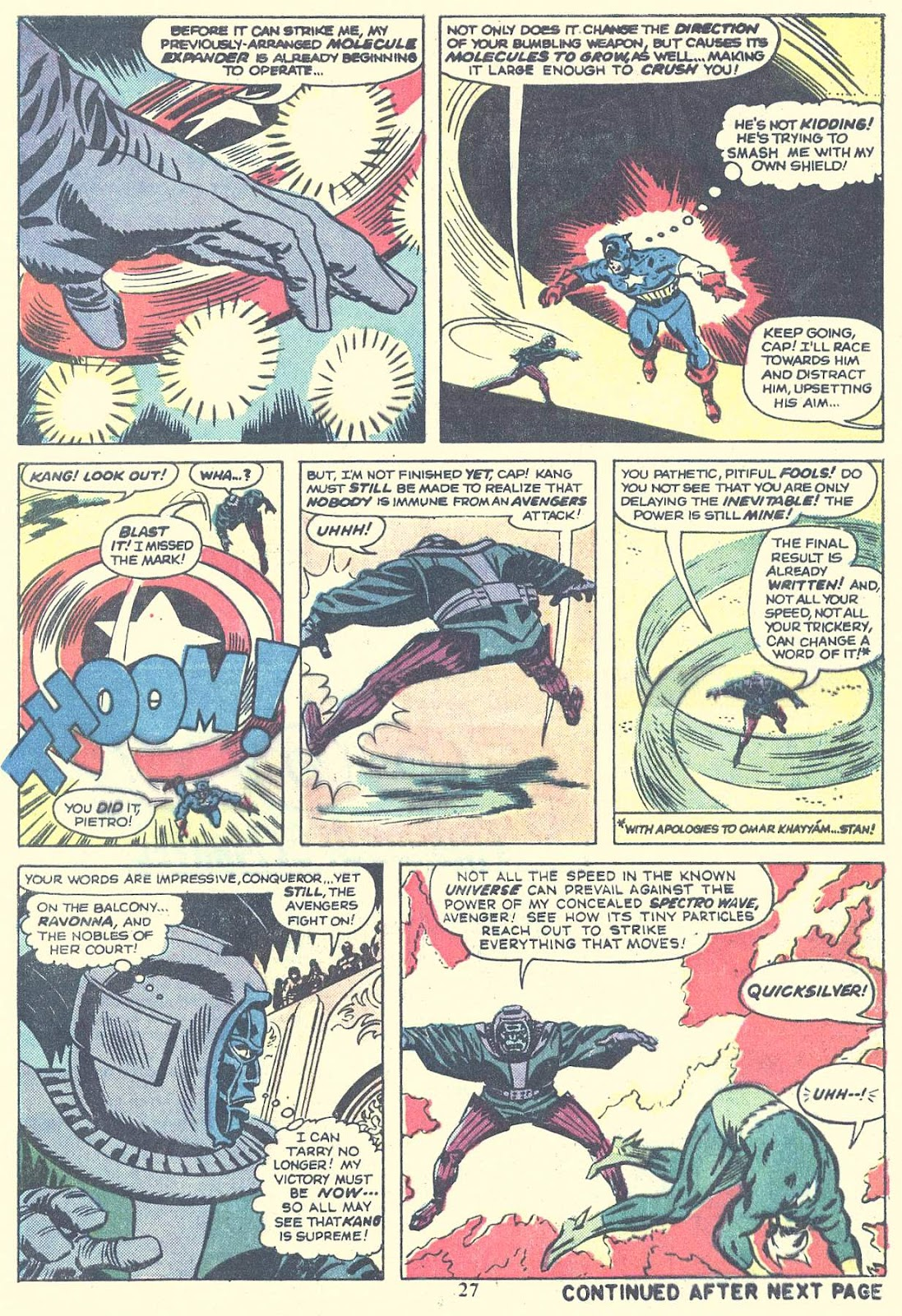 Marvel Triple Action (1972) issue 17 - Page 28