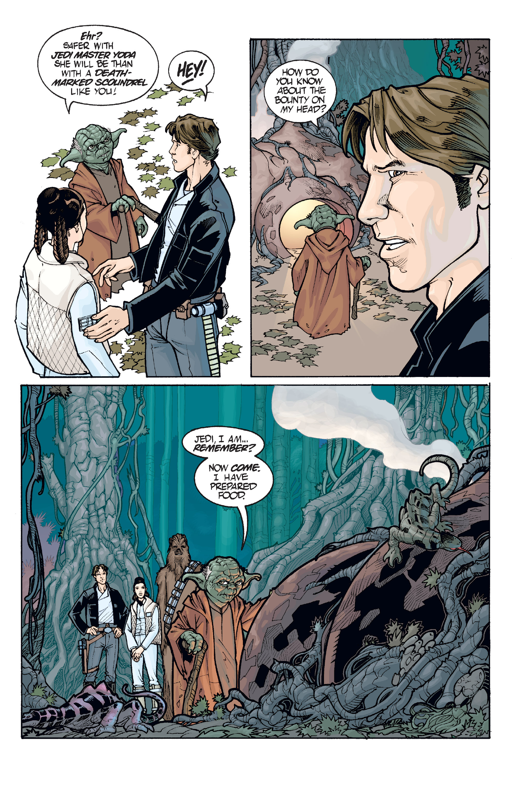 Read online Star Wars Omnibus comic -  Issue # Vol. 27 - 136