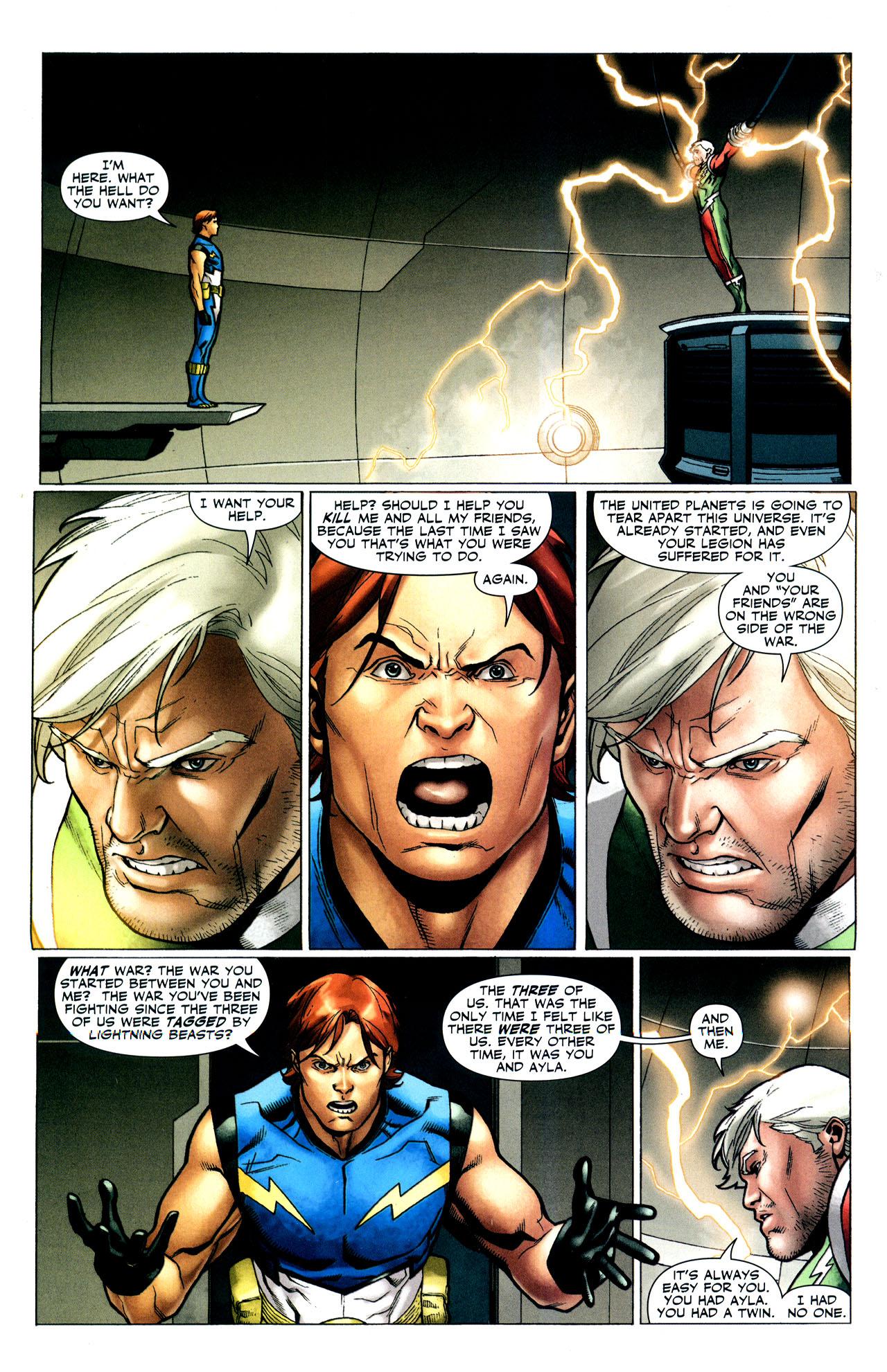 Read online Adventure Comics (2009) comic -  Issue #2 - 27