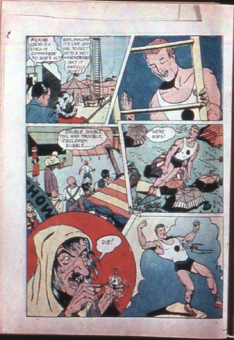 Read online Super-Magician Comics comic -  Issue #7 - 51
