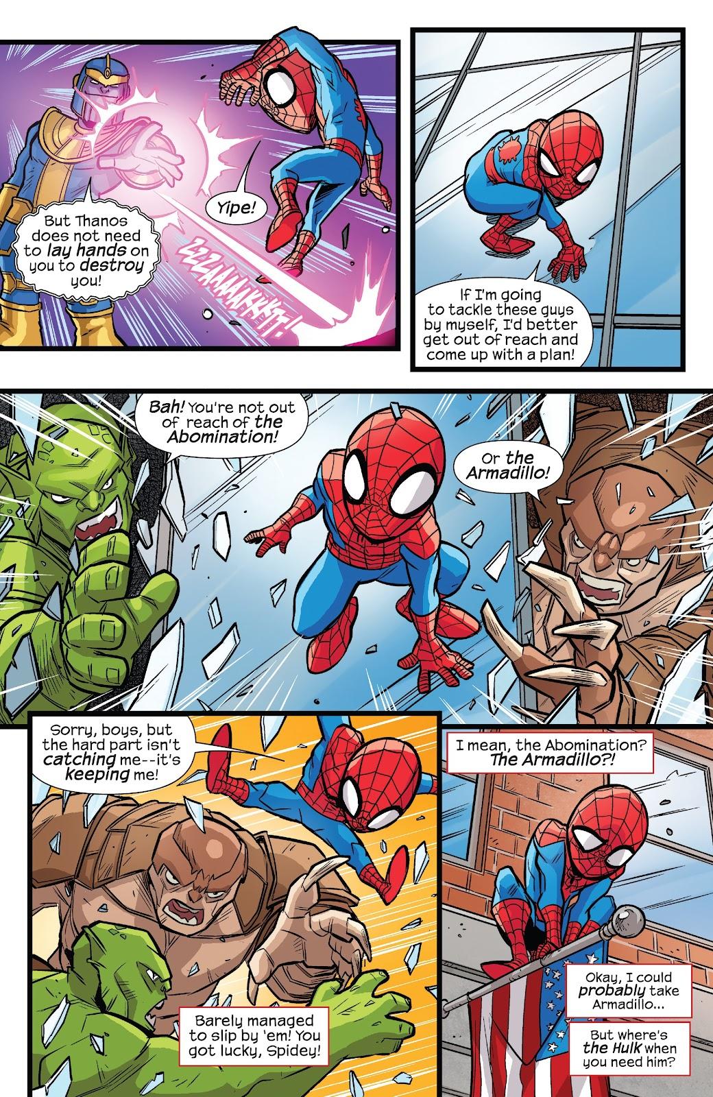 Read online Marvel Super Hero Adventures: Spider-Man – Web Designers comic -  Issue # Full - 14
