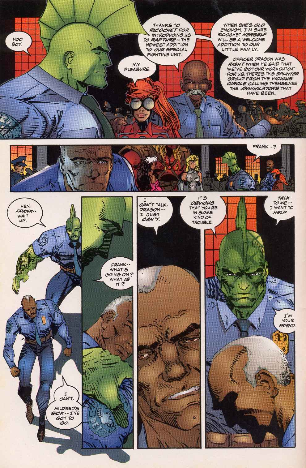 The Savage Dragon (1993) Issue #5 #7 - English 6