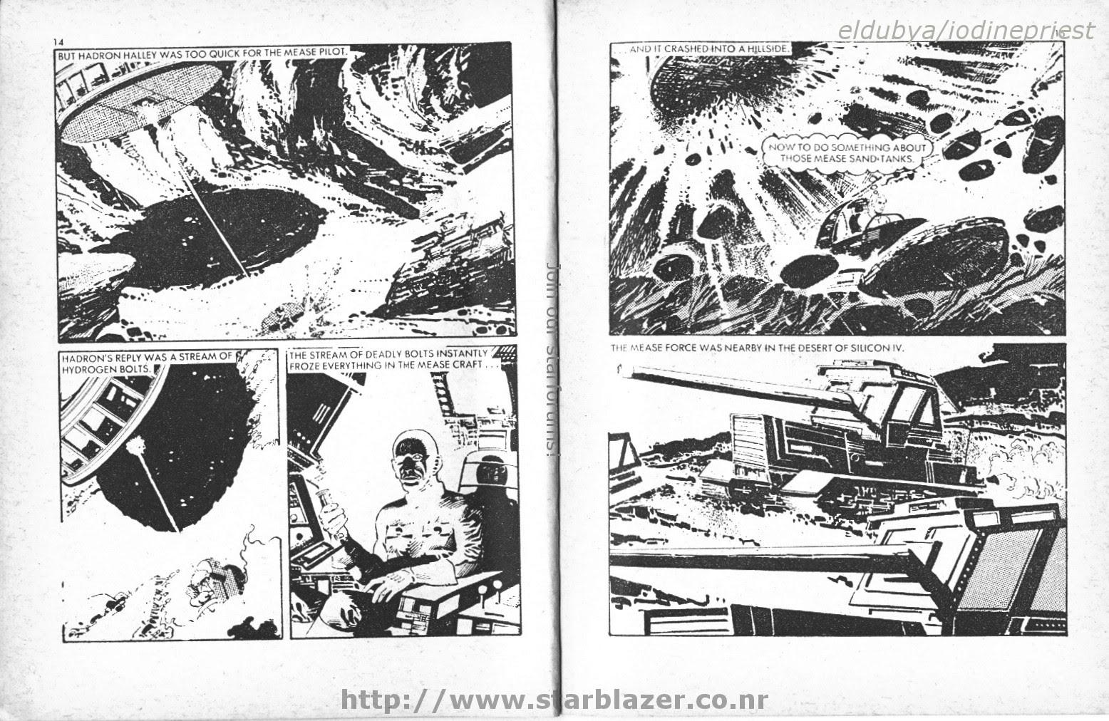 Starblazer issue 50 - Page 9