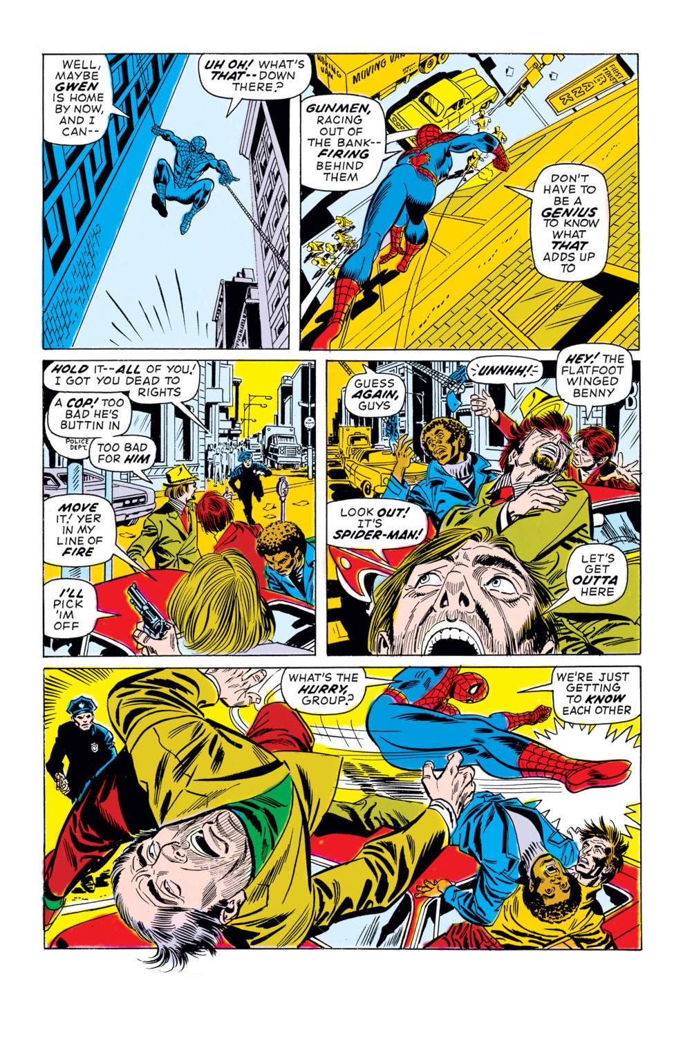 The Amazing Spider-Man (1963) 100 Page 2